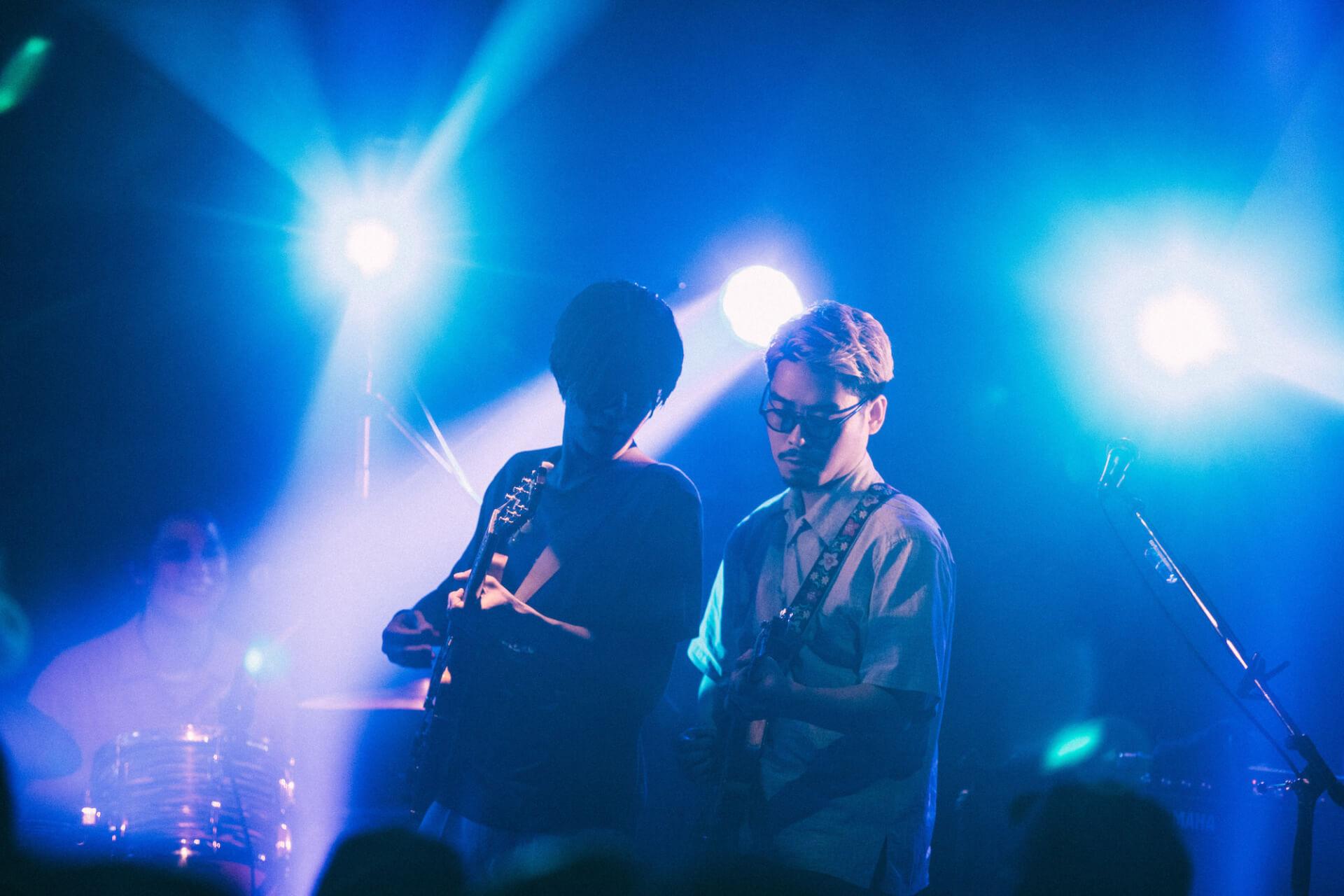 ライブレポート:WWW 10th Anniversary BIM × Yogee New Waves━━生活と分かち難いライブの喜び music210624-bim-yogee-new-waves-5-1