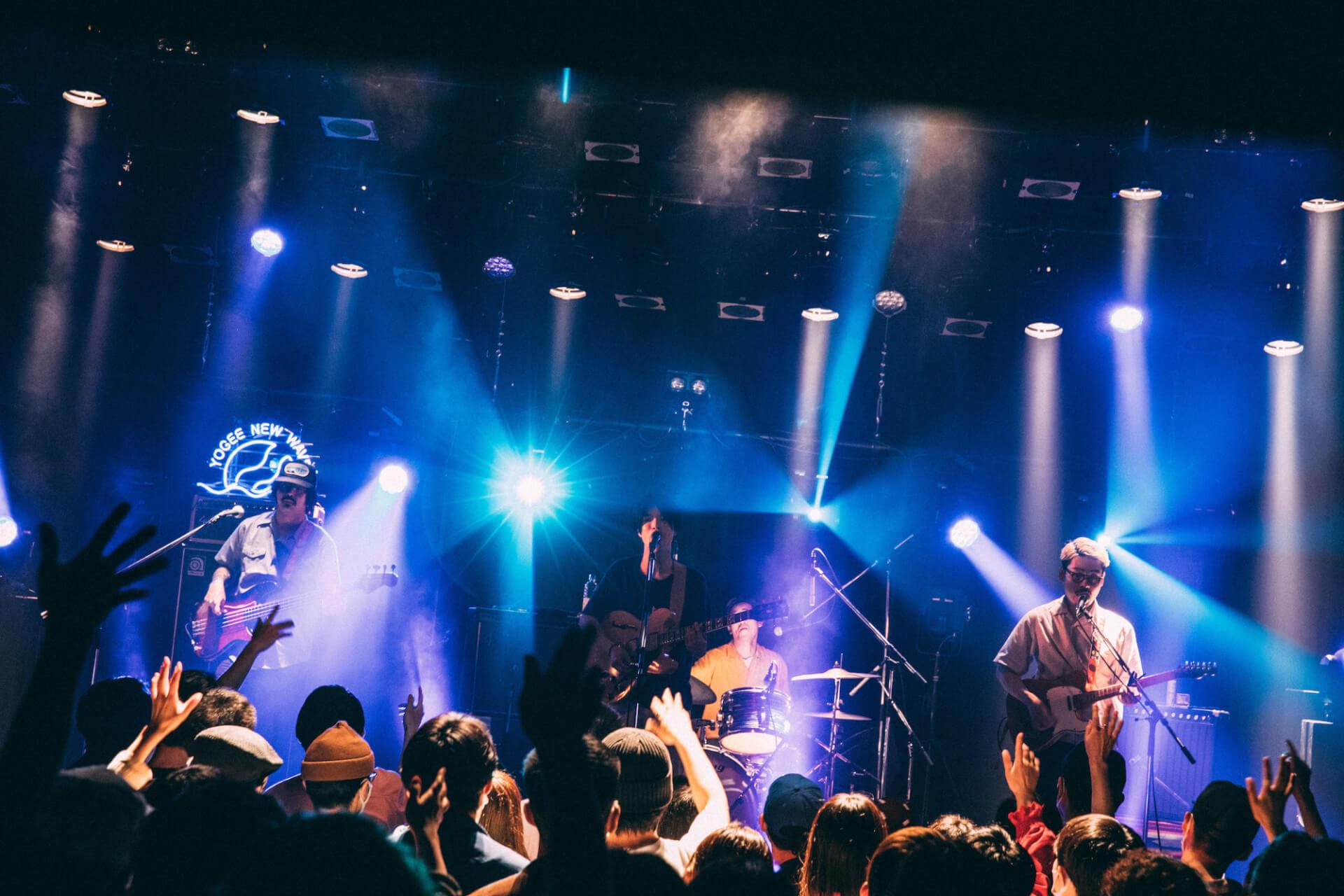ライブレポート:WWW 10th Anniversary BIM × Yogee New Waves━━生活と分かち難いライブの喜び music210624-bim-yogee-new-waves-3