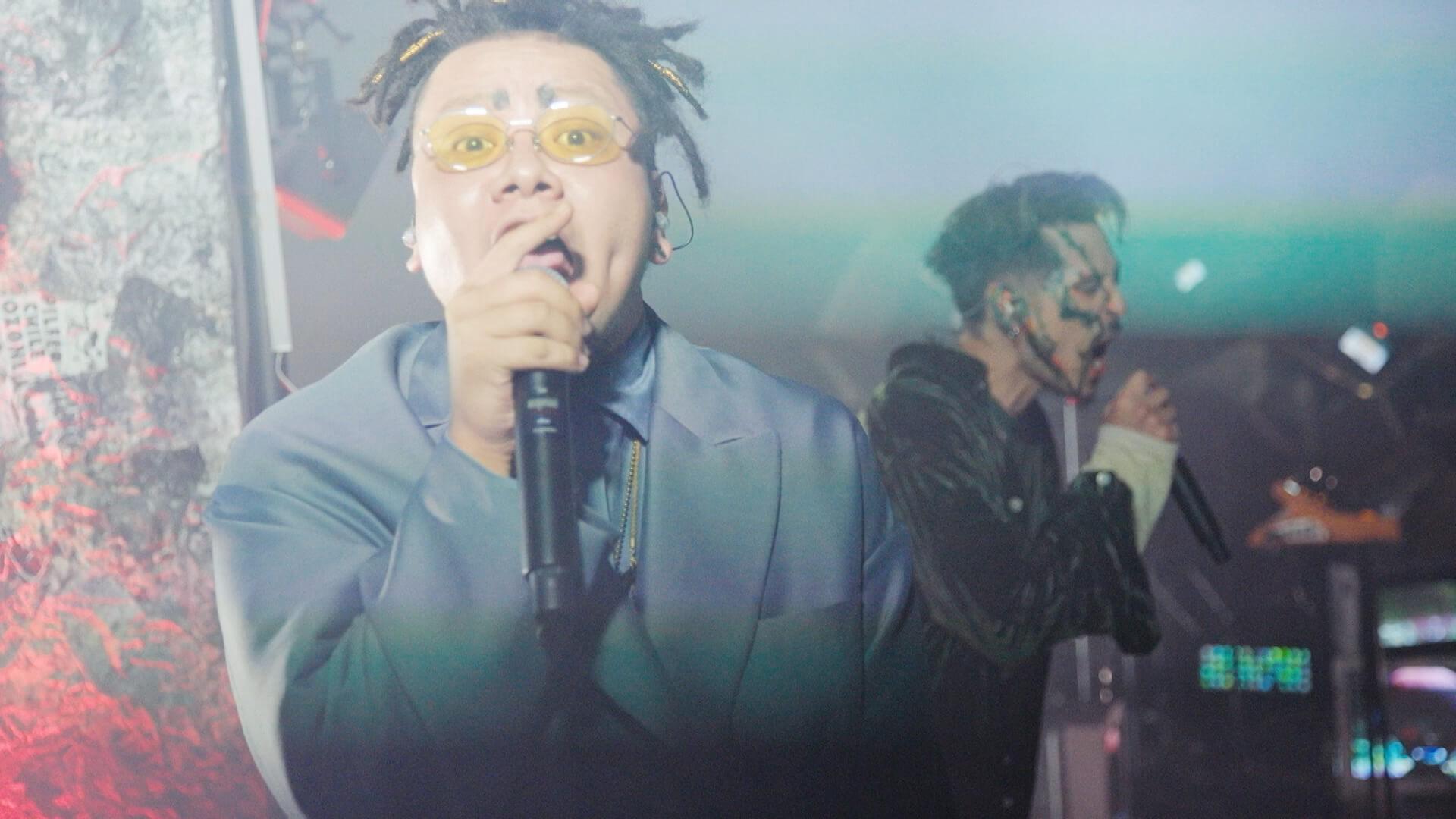 """『竜とそばかすの姫』主題歌""""U""""が話題のmillennium paradeによる<Splendour XR>でのライブ映像が公開中! music210726_millenniumparade_6"""