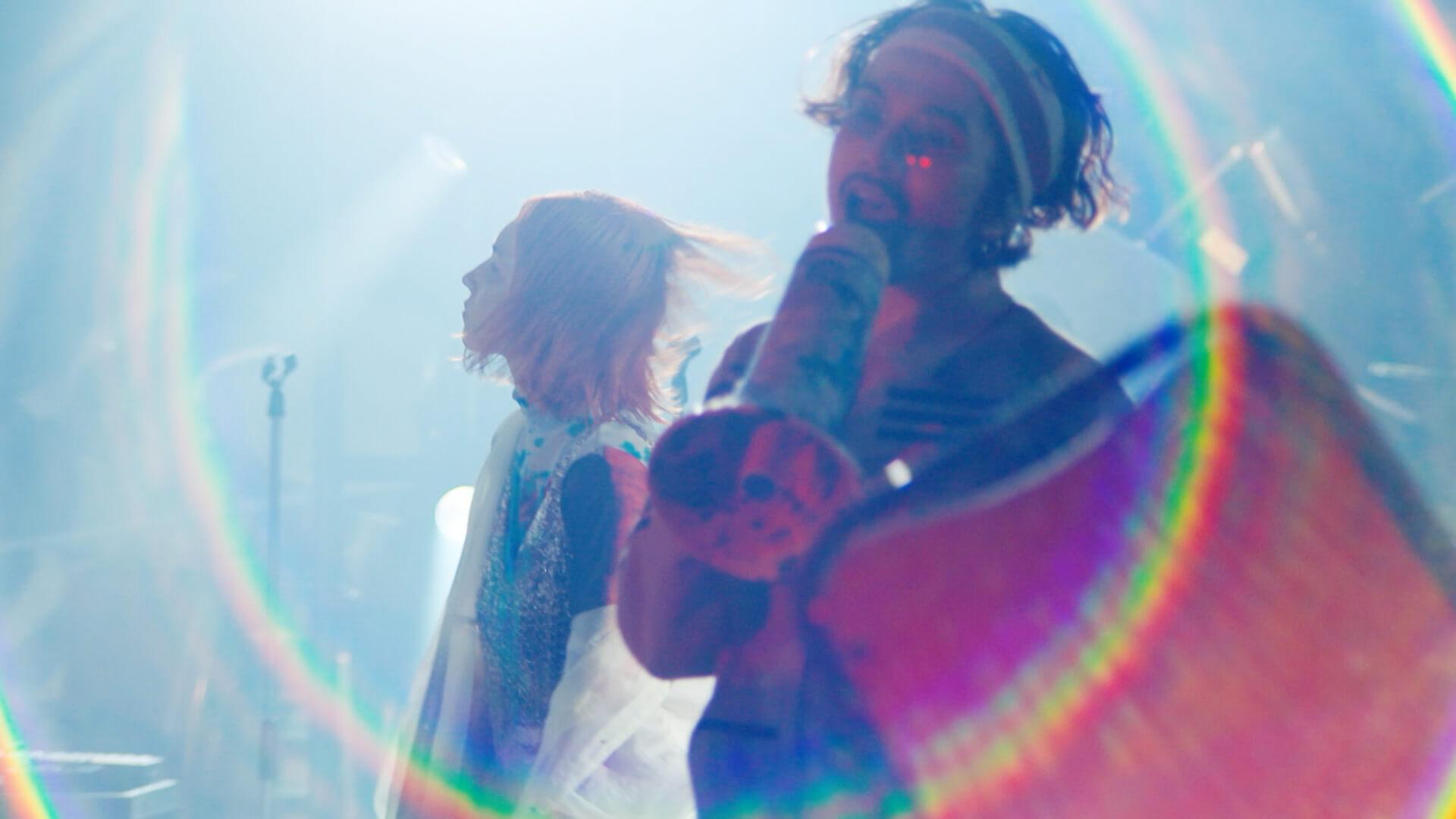 """『竜とそばかすの姫』主題歌""""U""""が話題のmillennium paradeによる<Splendour XR>でのライブ映像が公開中! music210726_millenniumparade_1"""