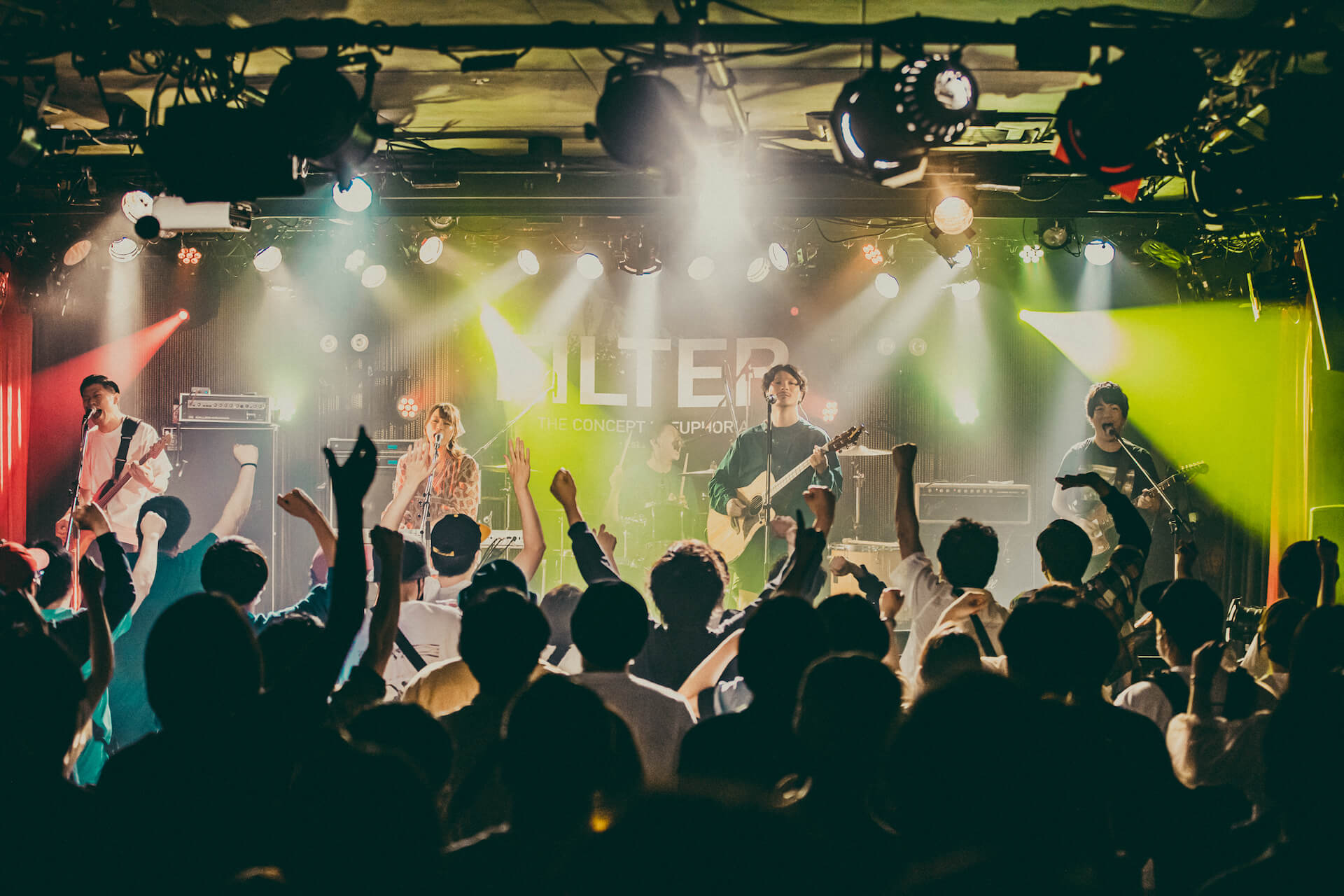 """FILTER、10年目の想いは次の旅路へ──ライブレポート:FILTER 10th Anniversary ONE MAN""""Stand By Me"""" music210628_filter-03"""