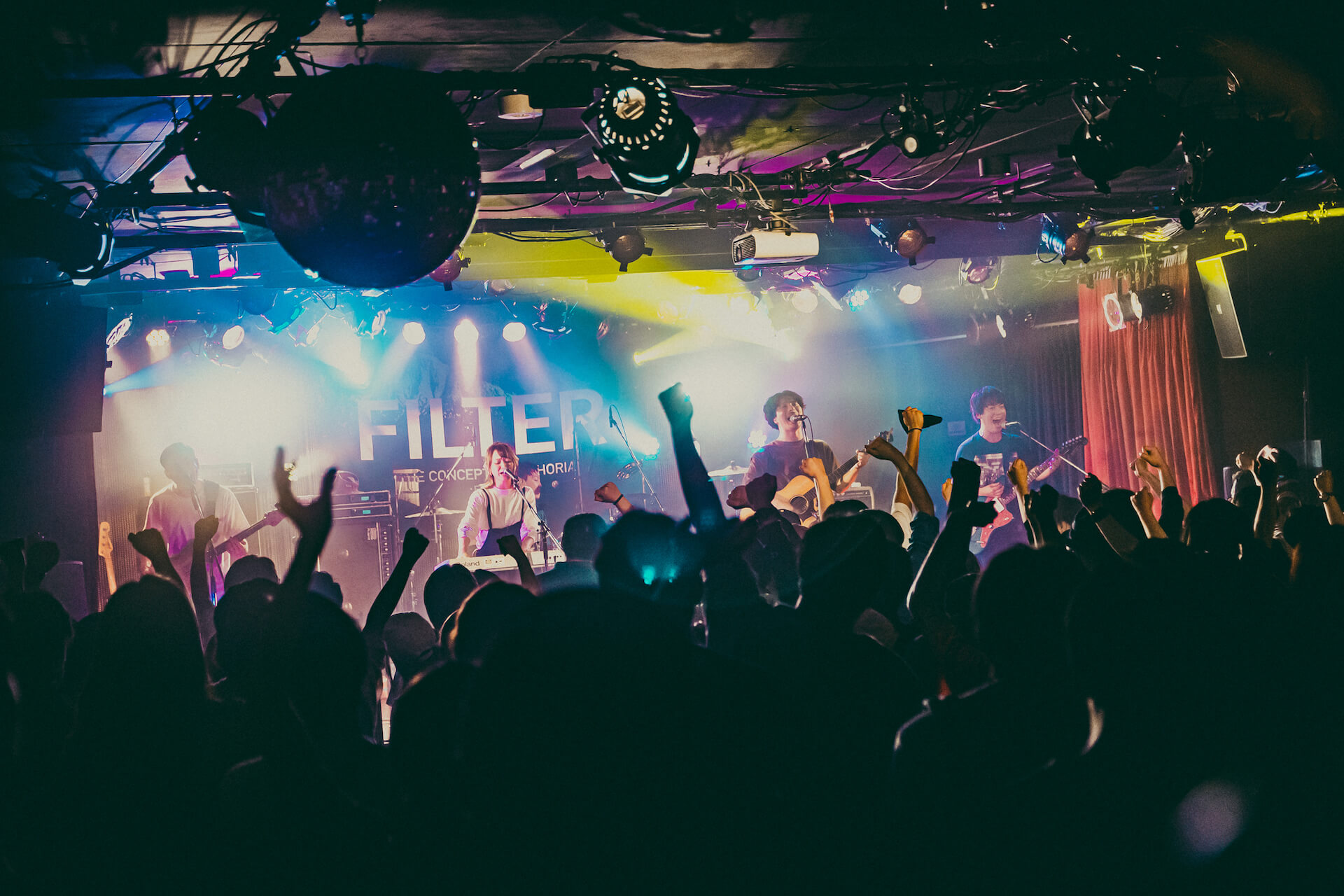 """FILTER、10年目の想いは次の旅路へ──ライブレポート:FILTER 10th Anniversary ONE MAN""""Stand By Me"""" music210628_filter-07"""