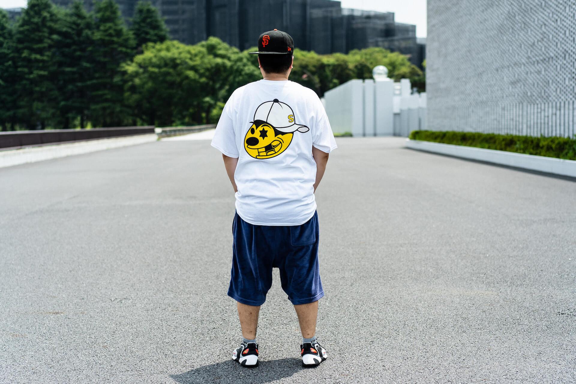 SWANKY SWIPEのポケットTシャツとBESのロゴTシャツが完全受注生産で発売 music210730-swanky-swipe-5