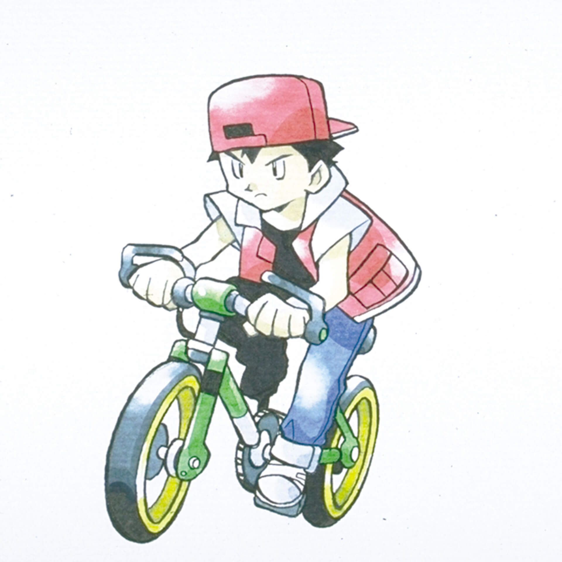 あの「ポケモンの100万円じてんしゃ」がゲットできる!『ポケットモンスター 赤・緑』のじてんしゃが等身大模型になって登場 tech210730_pokemon_bike_5