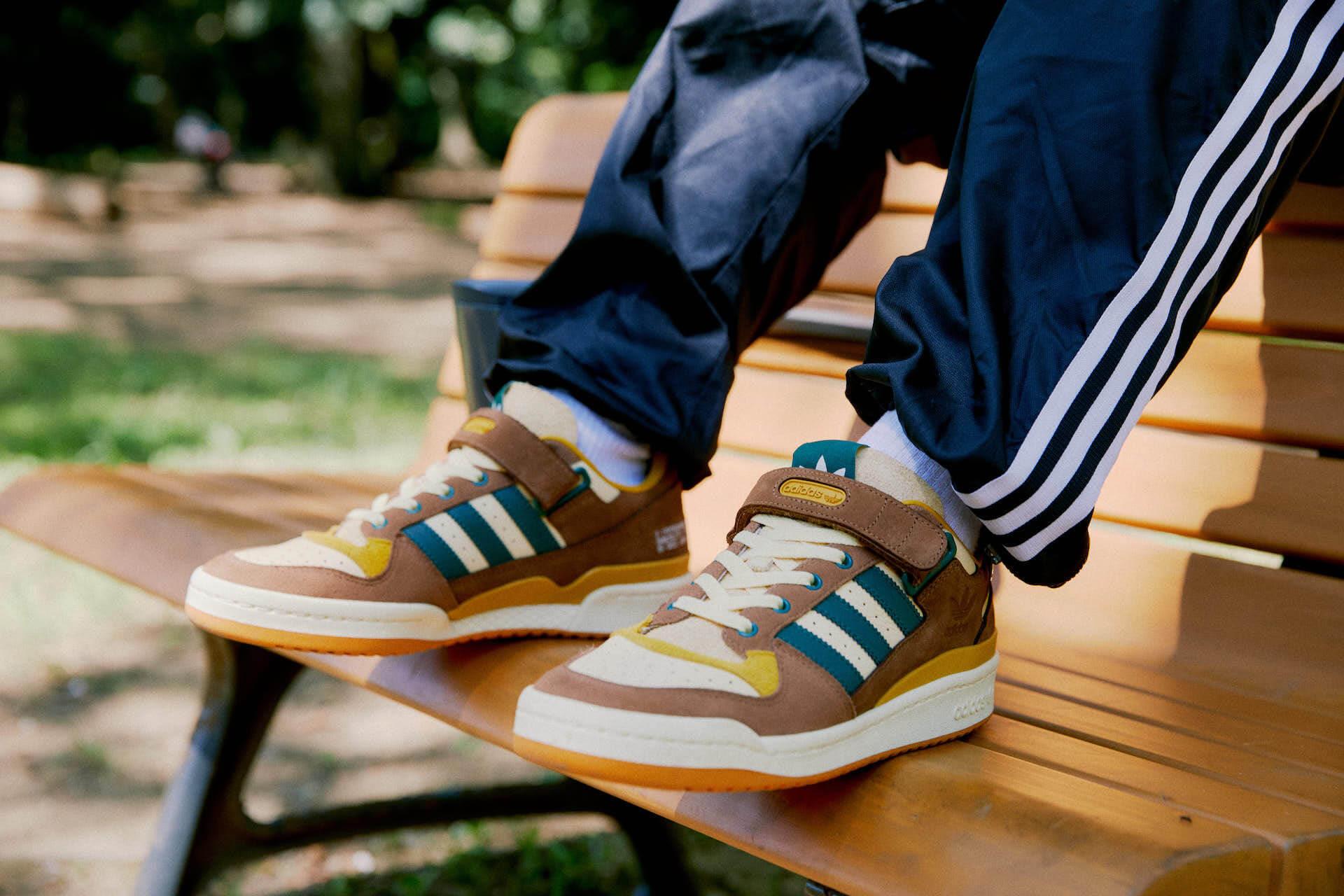 "adidas Originalsとatmosのコラボパック「""YOYOGI PARK"" PACK」が登場!代々木公園をモチーフにしたZX 8000、FORUMの2足が発売 life210802_adidasoriginals_yoyogipark_3"