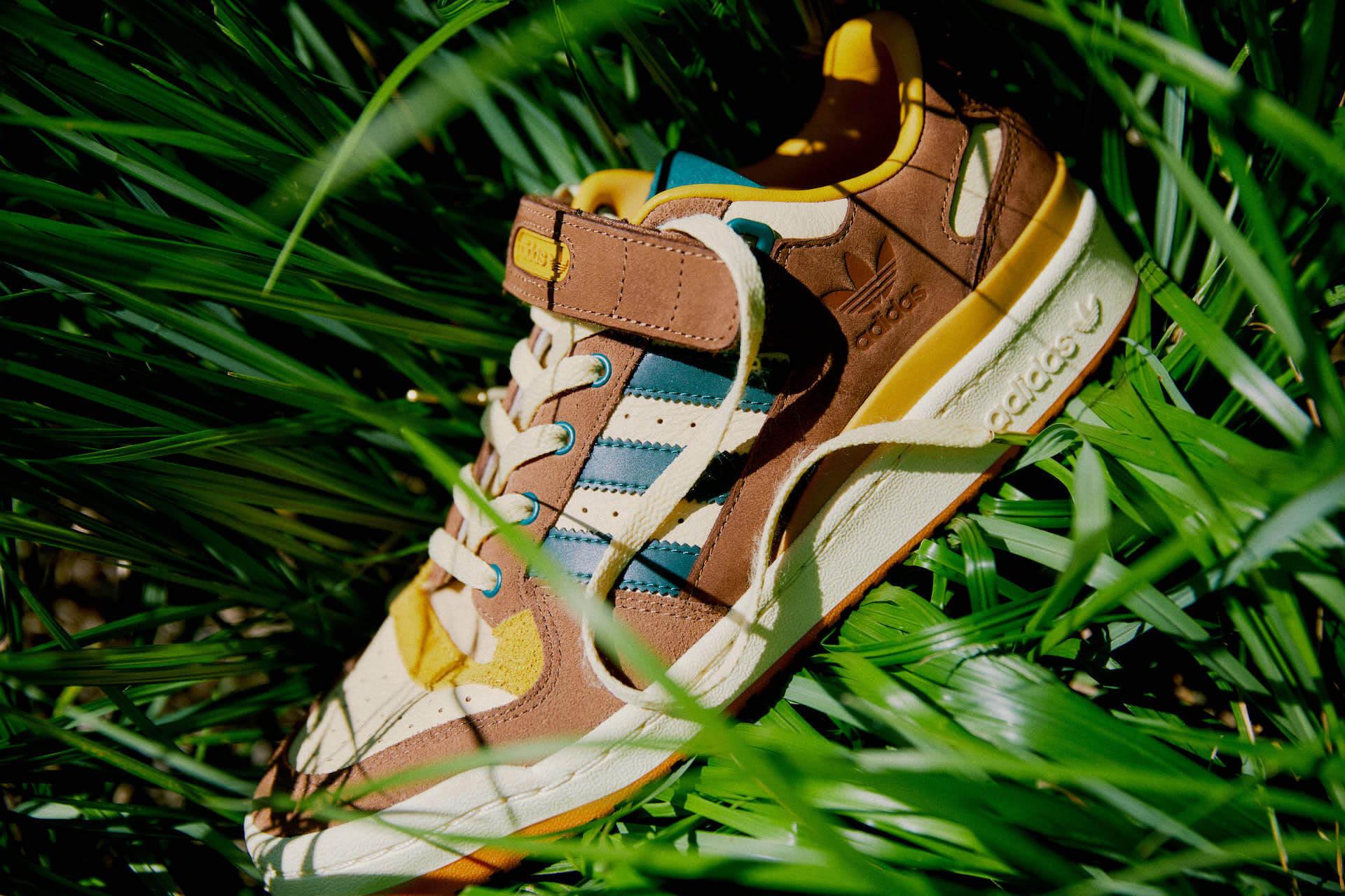 "adidas Originalsとatmosのコラボパック「""YOYOGI PARK"" PACK」が登場!代々木公園をモチーフにしたZX 8000、FORUMの2足が発売 life210802_adidasoriginals_yoyogipark_5"
