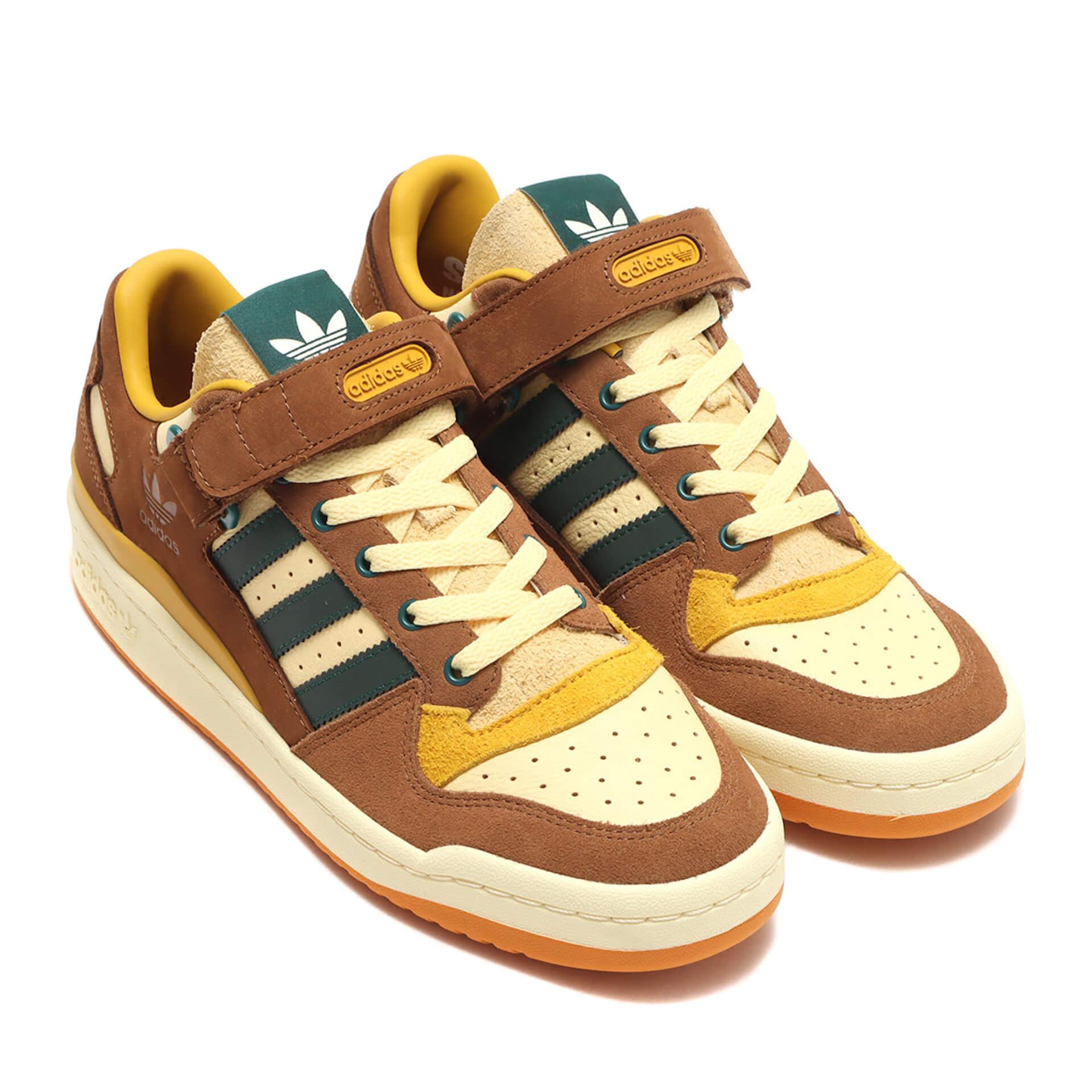 "adidas Originalsとatmosのコラボパック「""YOYOGI PARK"" PACK」が登場!代々木公園をモチーフにしたZX 8000、FORUMの2足が発売 life210802_adidasoriginals_yoyogipark_10"