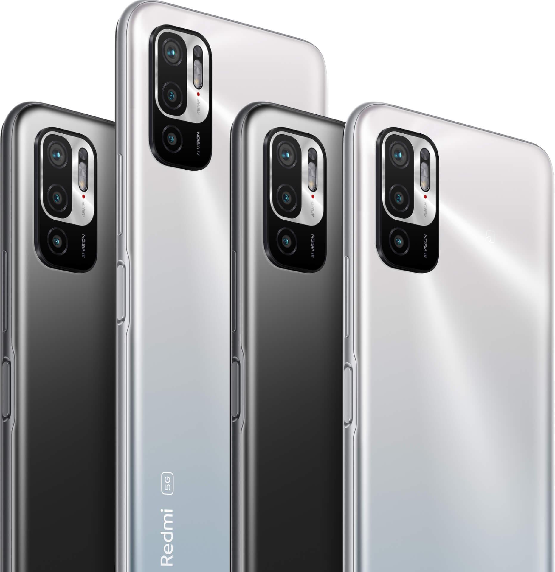 Xiaomiから初の日本独自モデルの5Gスマホ『Redmi Note 10 JE』が発売決定!AI顔認証、側面指紋認識センサーも搭載 tech210802_xiaomi_5g_4