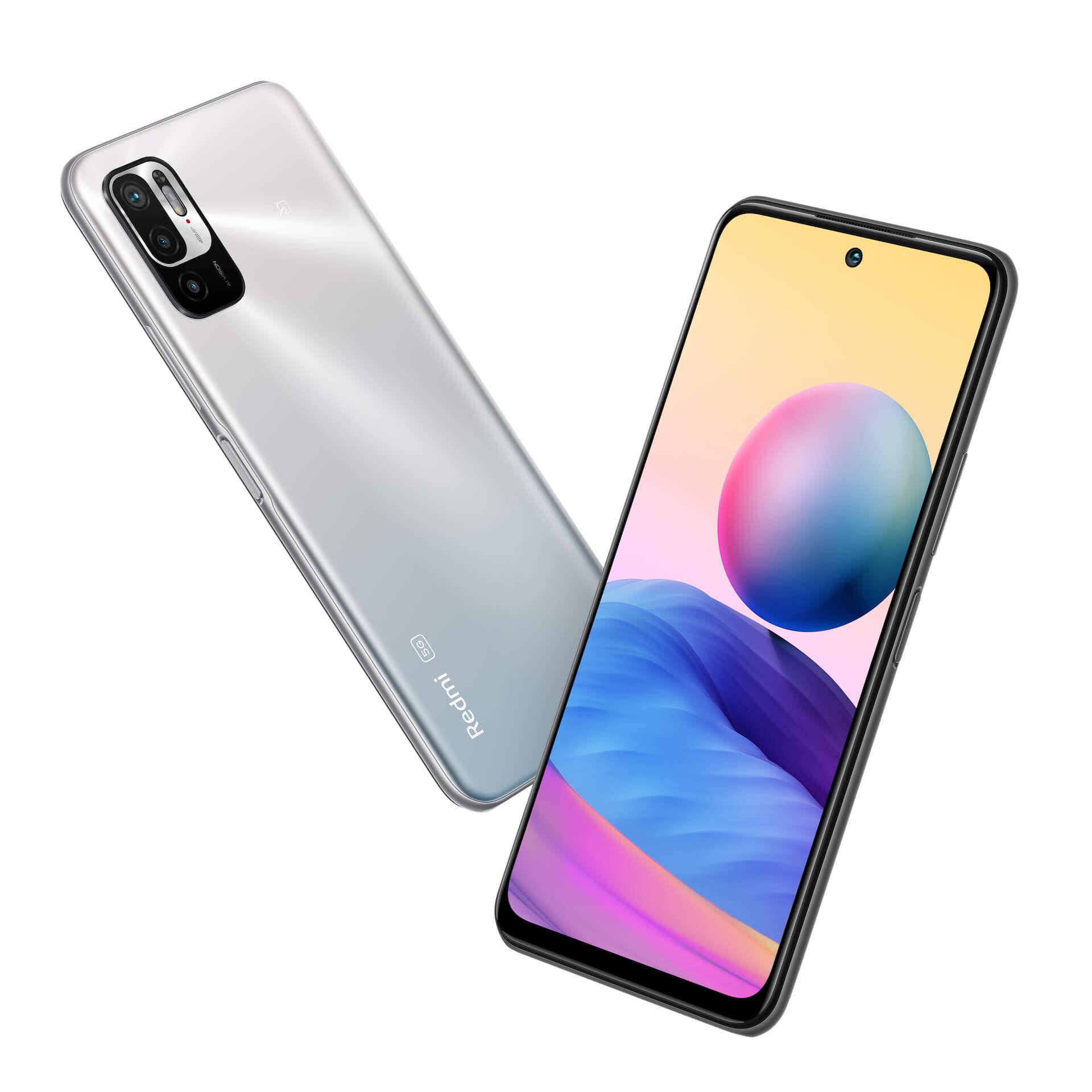 Xiaomiから初の日本独自モデルの5Gスマホ『Redmi Note 10 JE』が発売決定!AI顔認証、側面指紋認識センサーも搭載 tech210802_xiaomi_5g_5