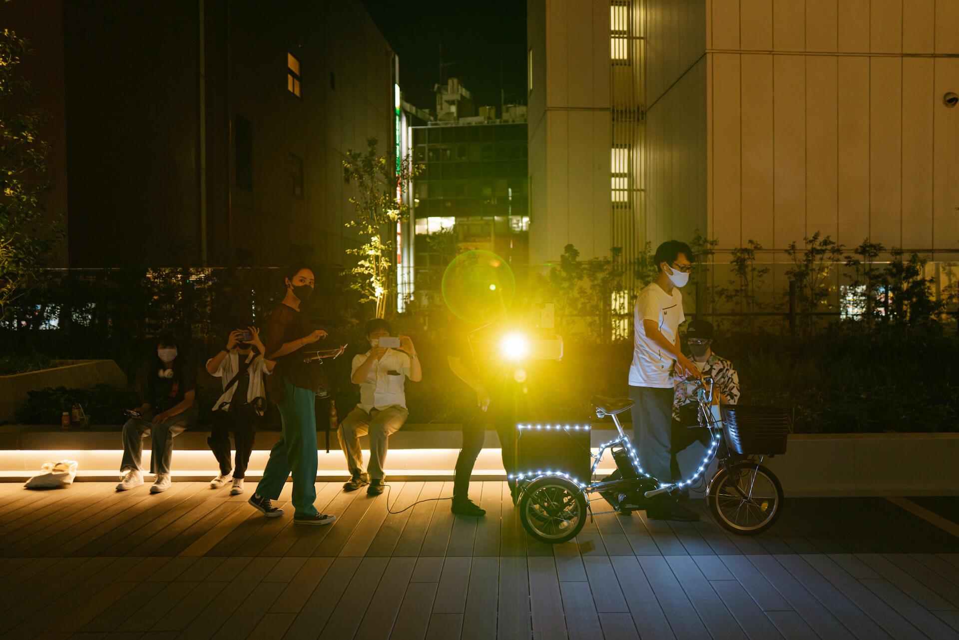 Keeenue × MAPP_ × ヒカリエデッキ|渋谷の夕景を彩るライブパフォーマンス column210802_mapp_your_world-06
