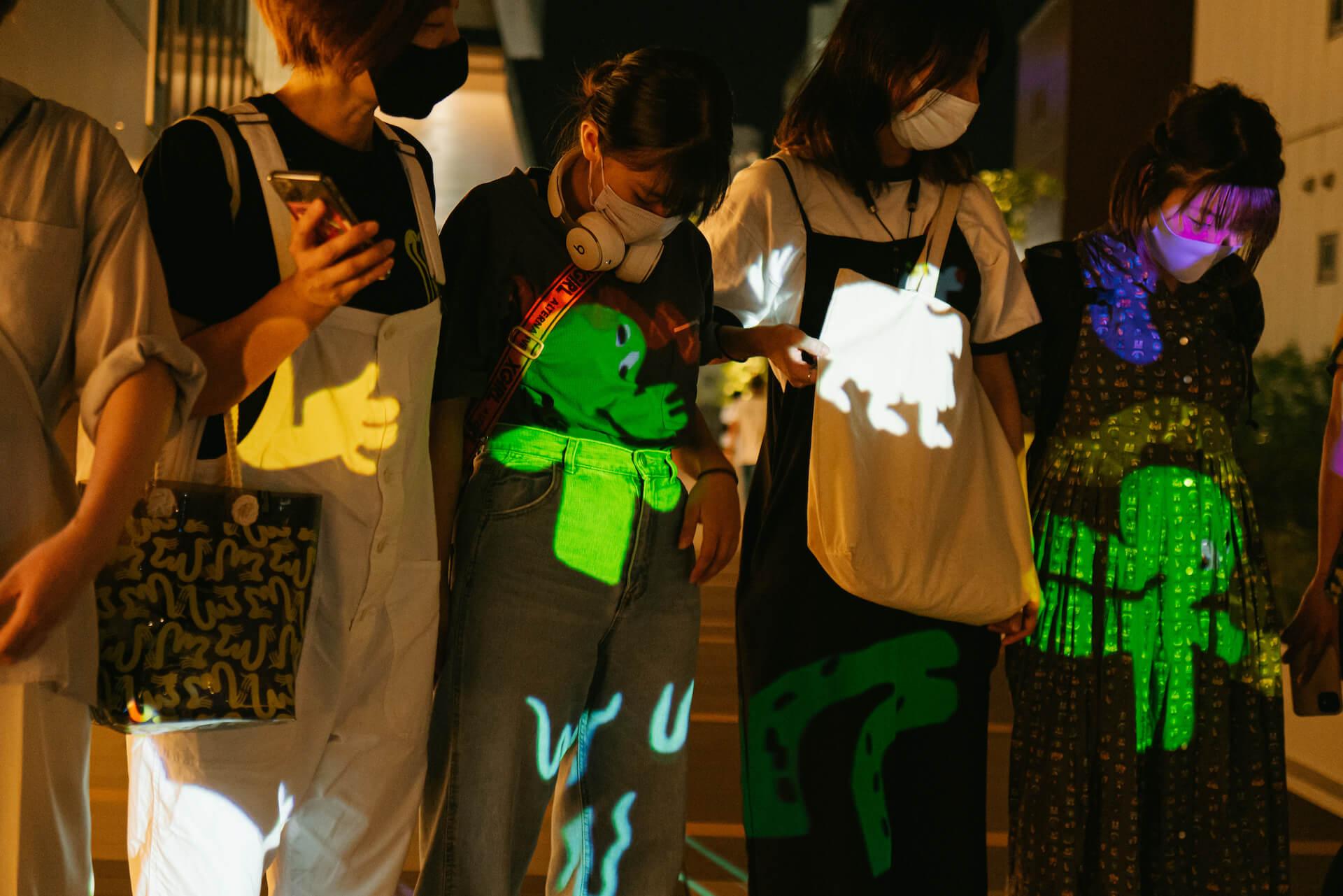 Keeenue × MAPP_ × ヒカリエデッキ|渋谷の夕景を彩るライブパフォーマンス column210802_mapp_your_world-010
