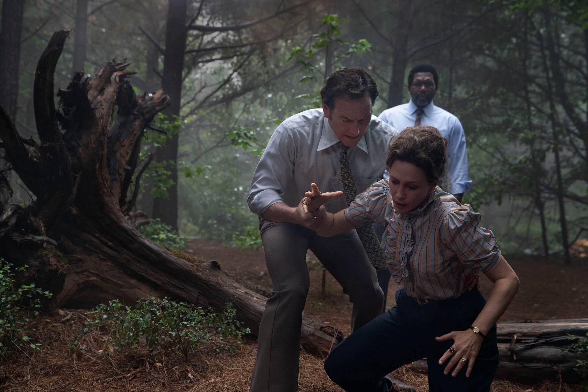 「死霊館」ユニバース全7作 累計世界興収20億ドル超え!最新作『死霊館 悪魔のせいなら、無罪。』は10月公開 film210802-shiryoukan-muzai-4