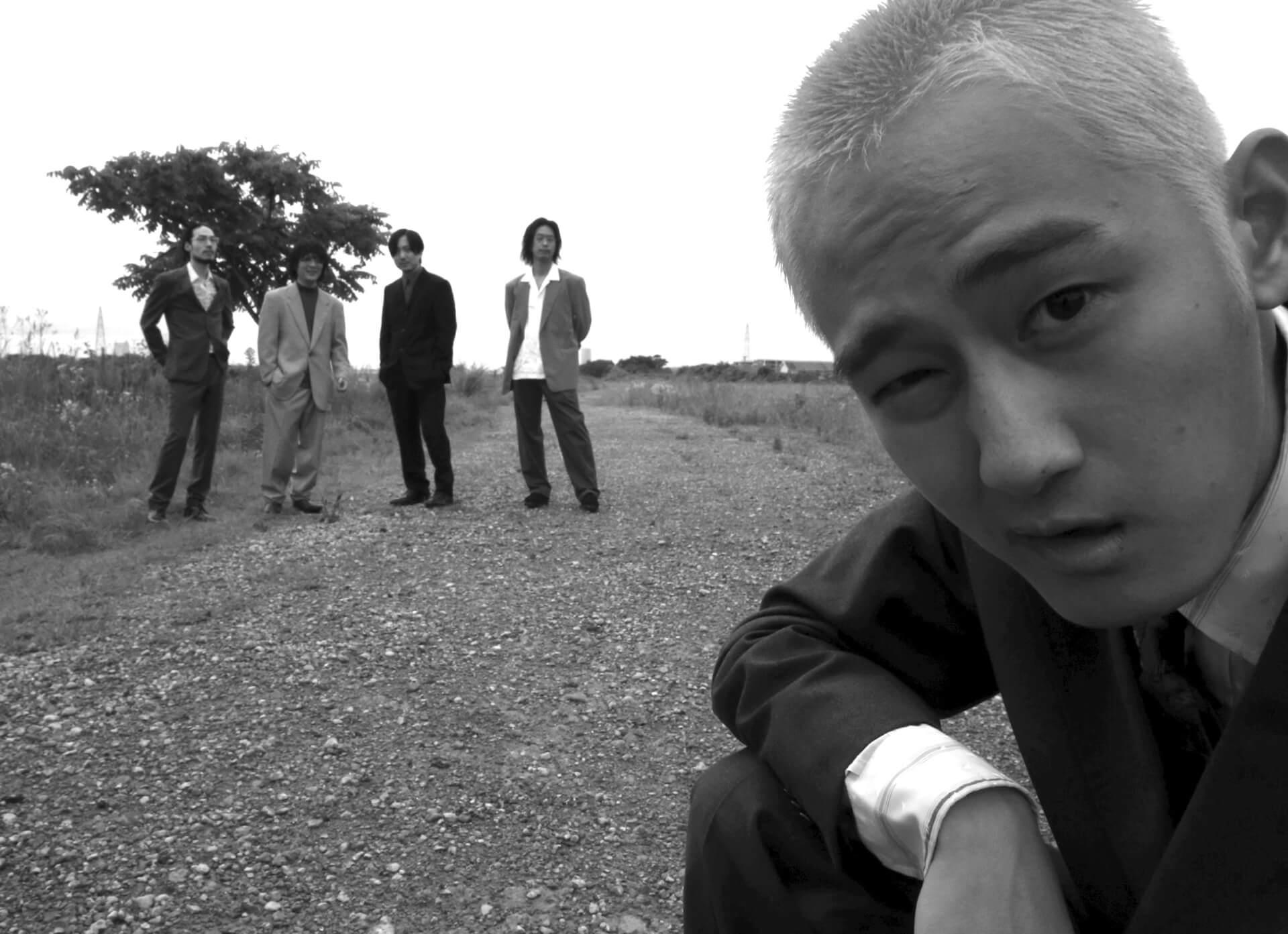 betcover!!、3rdアルバム『時間』を発表|達上空也が監督した「回転・天使」MVも公開予定、WWWでワンマン&CD即売会を開催 music210802-betcover-1