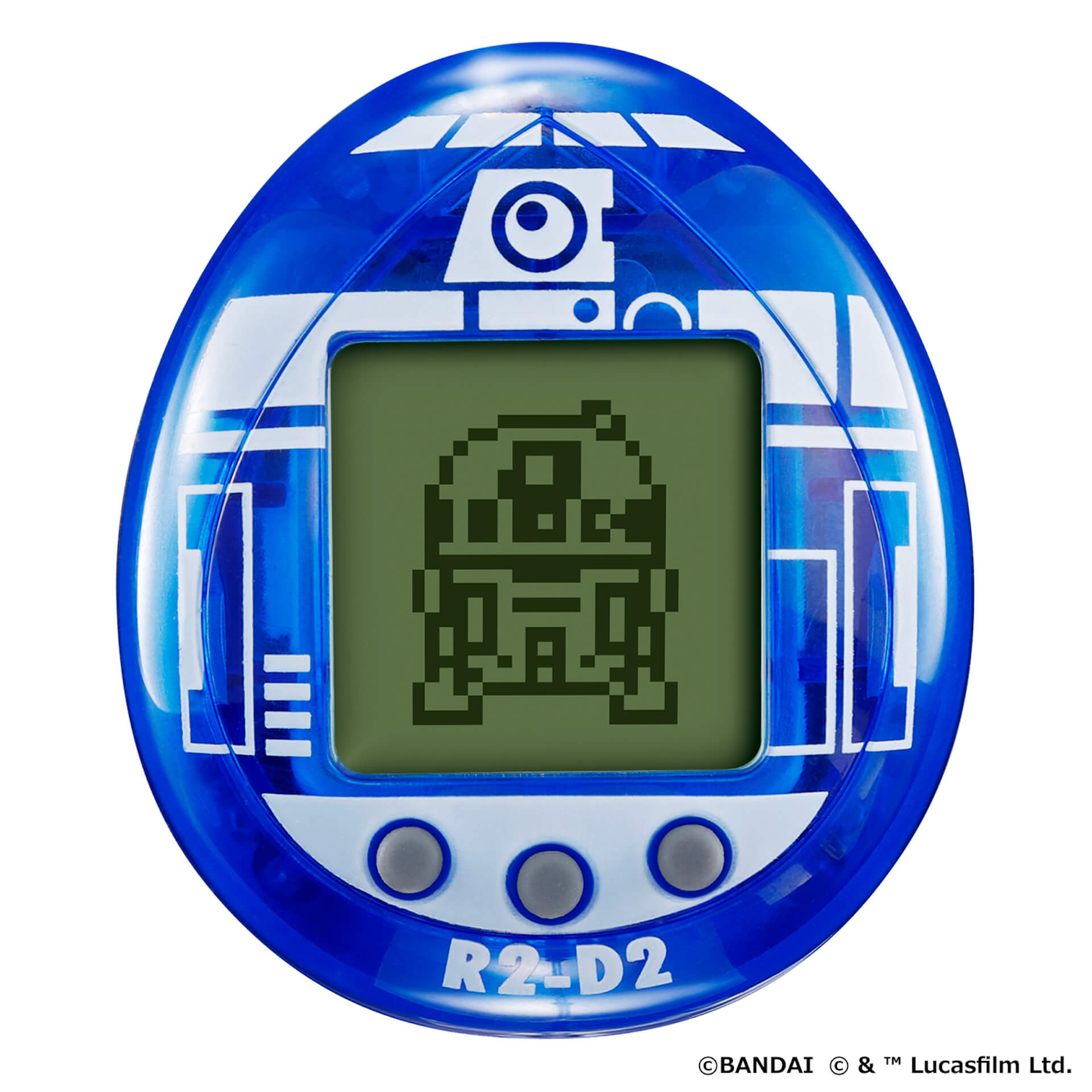 『スター・ウォーズ』のR2-D2をたまごっちで育成しよう!『R2-D2 TAMAGOTCHI』がバンダイから発売決定 tech210803_starwars_r2d2_3