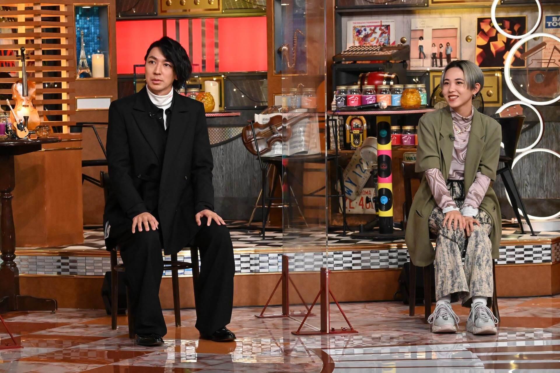 『関ジャム 完全燃SHOW』にyurinasiaが初登場!TAKAHIROとの共演も実現 art210804_yurinasia_kanjam_2