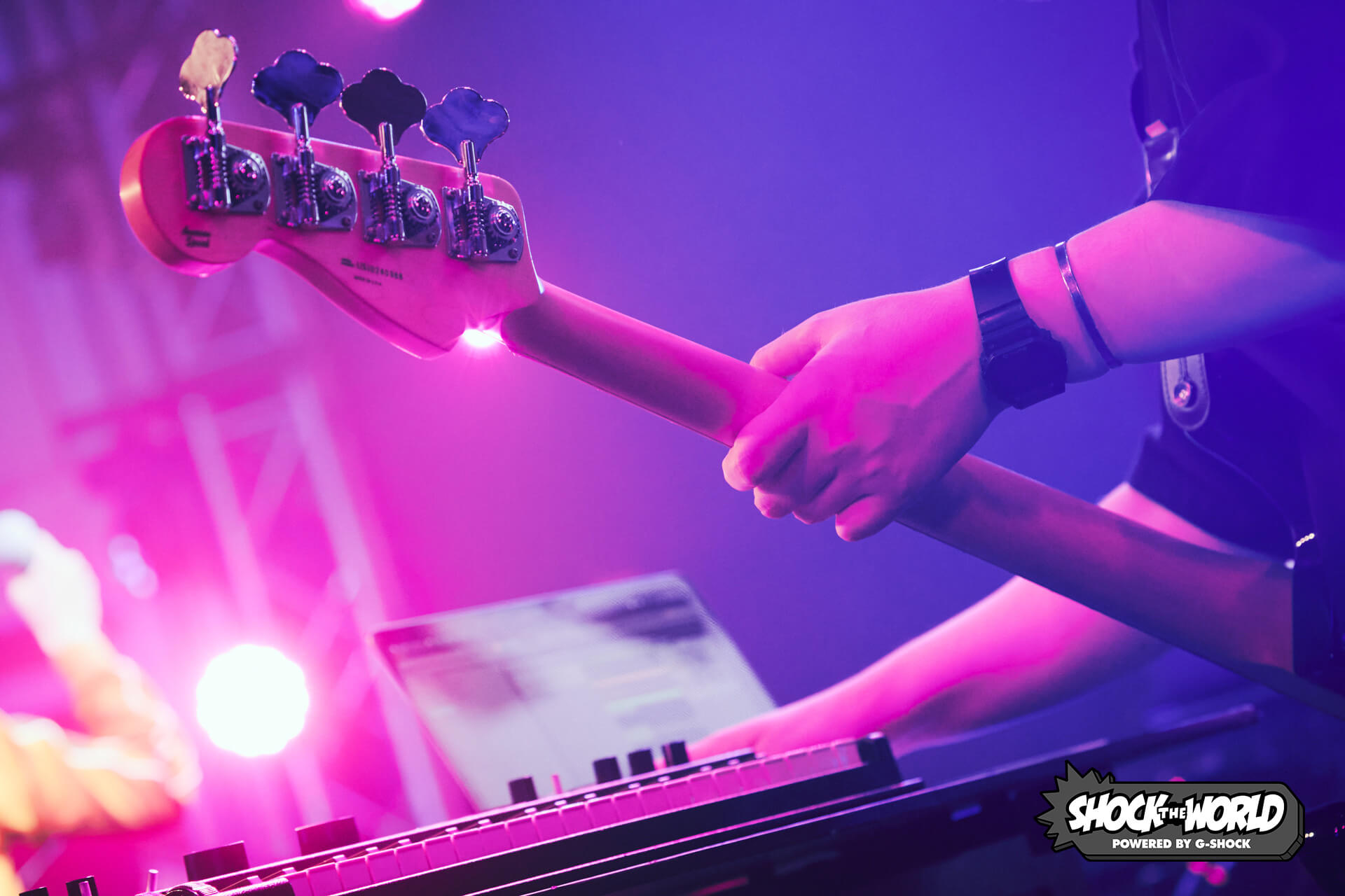 G-SHOCK『SHOCK THE WORLD』第6弾で80KIDZ、あっこゴリラ、YonYonのトーク&ライブセッションが実現! music210804_shocktheworld_2