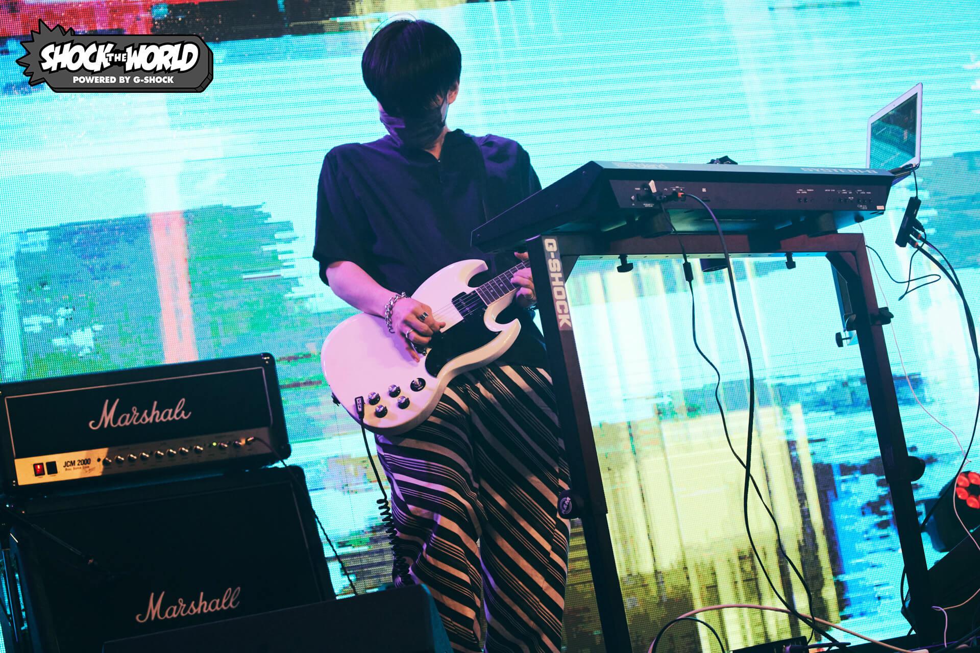 G-SHOCK『SHOCK THE WORLD』第6弾で80KIDZ、あっこゴリラ、YonYonのトーク&ライブセッションが実現! music210804_shocktheworld_3