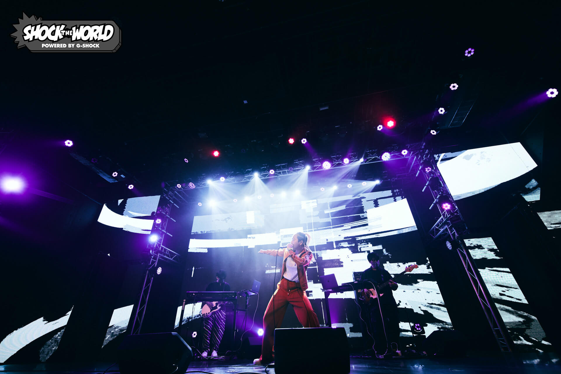 G-SHOCK『SHOCK THE WORLD』第6弾で80KIDZ、あっこゴリラ、YonYonのトーク&ライブセッションが実現! music210804_shocktheworld_4