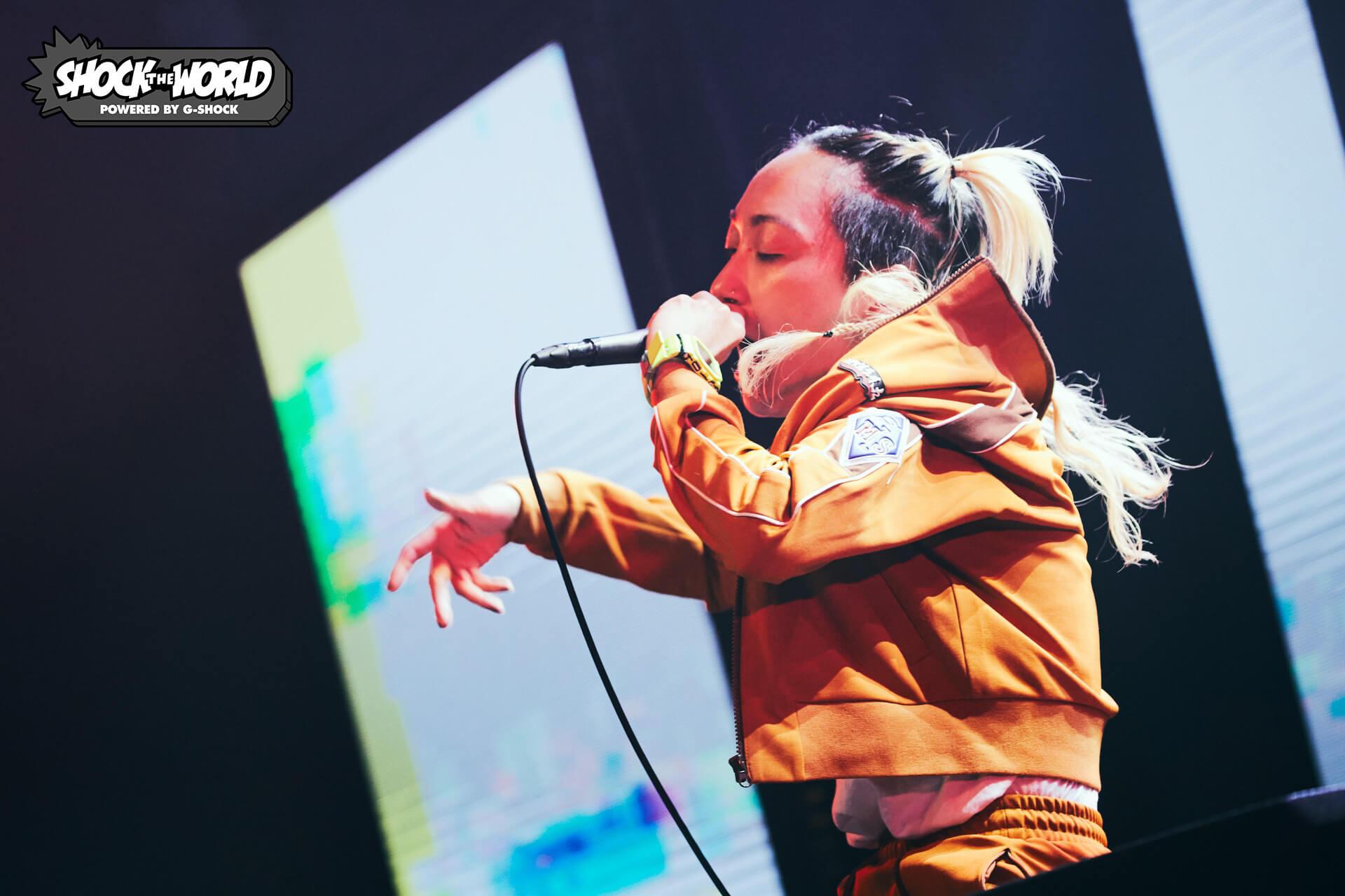G-SHOCK『SHOCK THE WORLD』第6弾で80KIDZ、あっこゴリラ、YonYonのトーク&ライブセッションが実現! music210804_shocktheworld_5