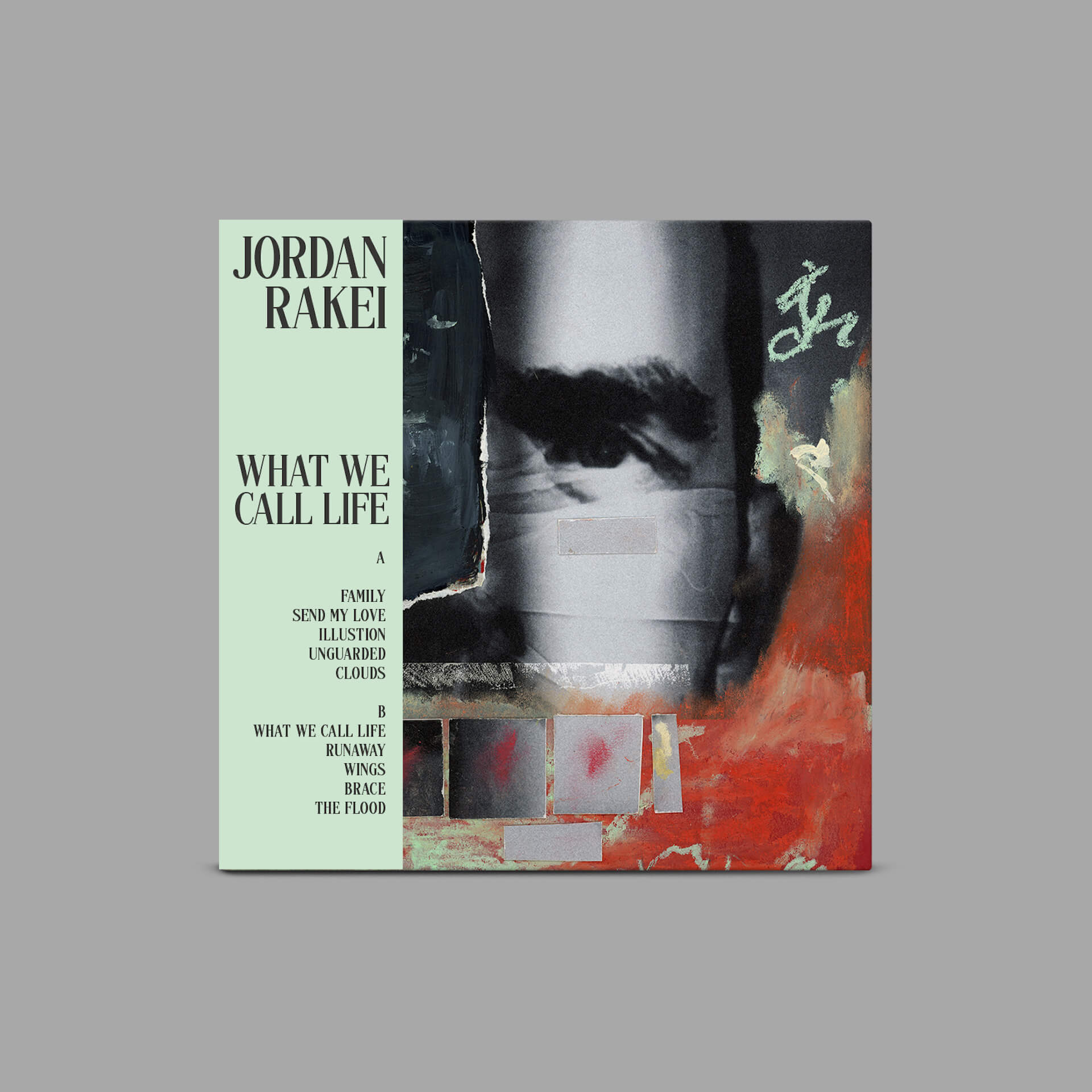 "Jordan Rakeiの最新作『What We Call Life』収録曲""Send My Love""が先行リリース! music210805_jordanrakei_8"