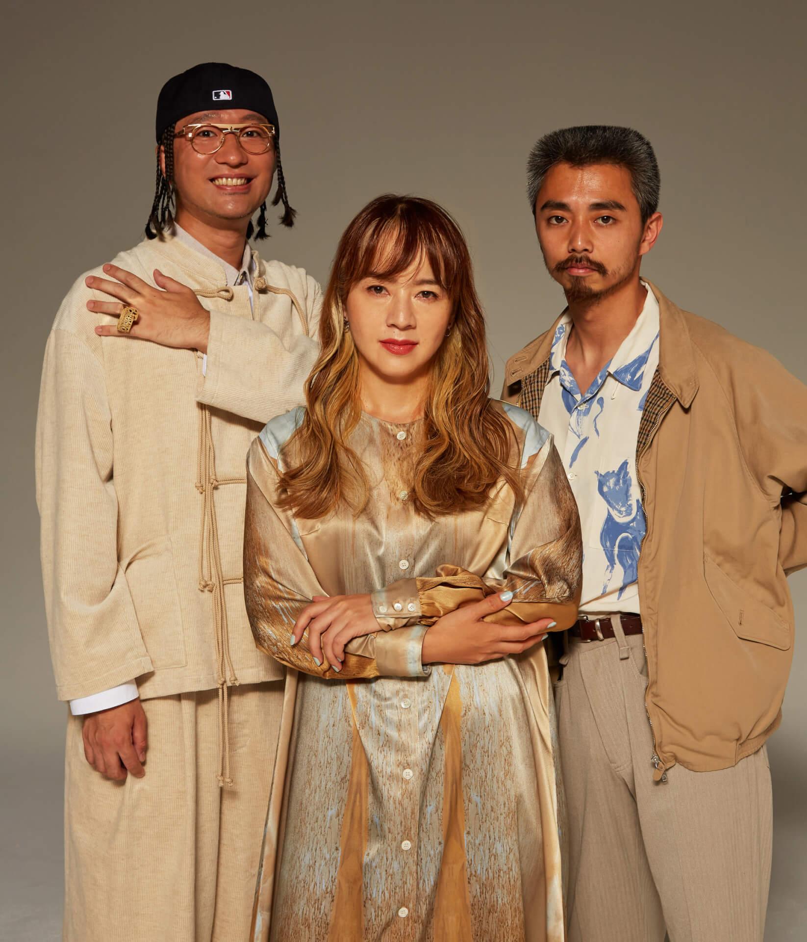 FNCYの2ndアルバムのタイトルが『FNCY BY FNCY』に決定!ジャケットアートも解禁&豪華特典も発表 music210806_fncy_1