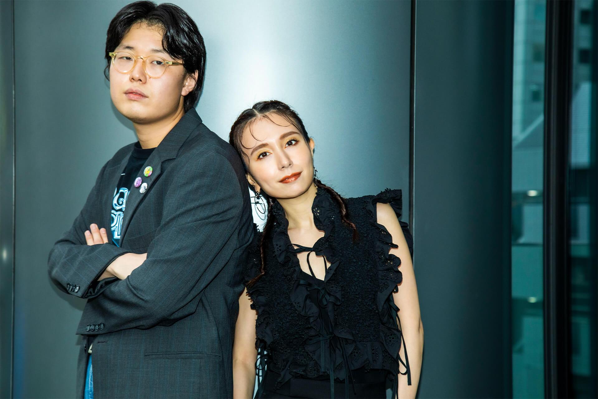 対談:May J.とyahyel・篠田ミルが新プロジェクト「DarkPop」で描くポップスの新章 interview2107-may-j-yahyel-shinodamiru-2