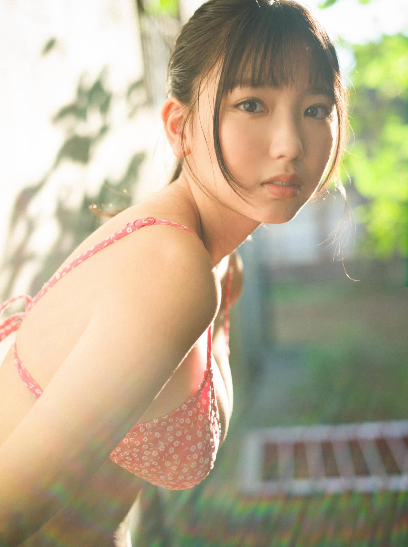 沢口愛華のセクシー美ボディ&キュートな笑顔が炸裂!映像&スチールを収録した『1st DVD&PHOTOBOOK』が発売決定 art210817_sawaguchiaika_7