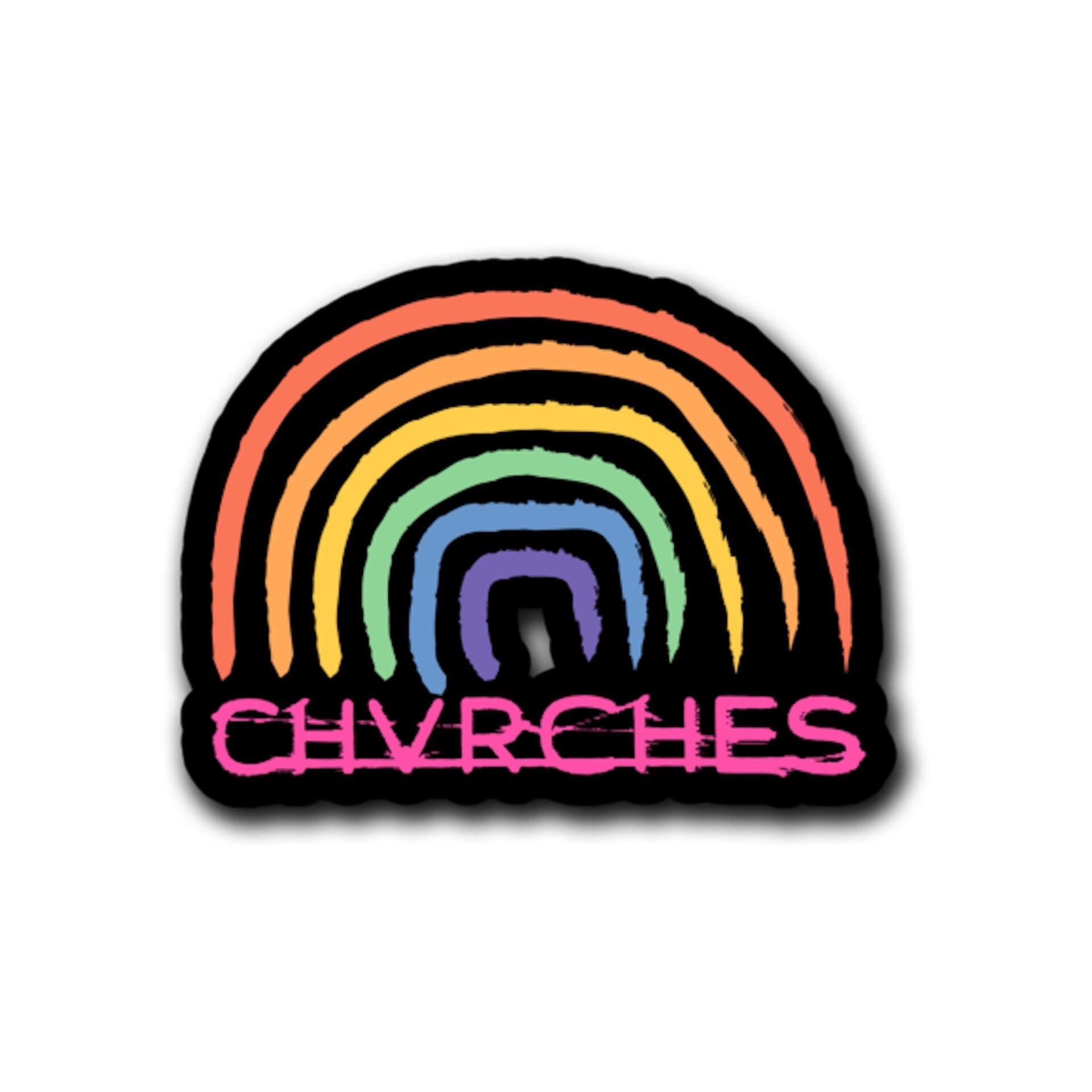 CHVRCHES最新アルバム『Screen Violence』発売記念!タワレコでサイン入り豪華特典が当たるキャンペーン実施決定 music210824_chvrches_8