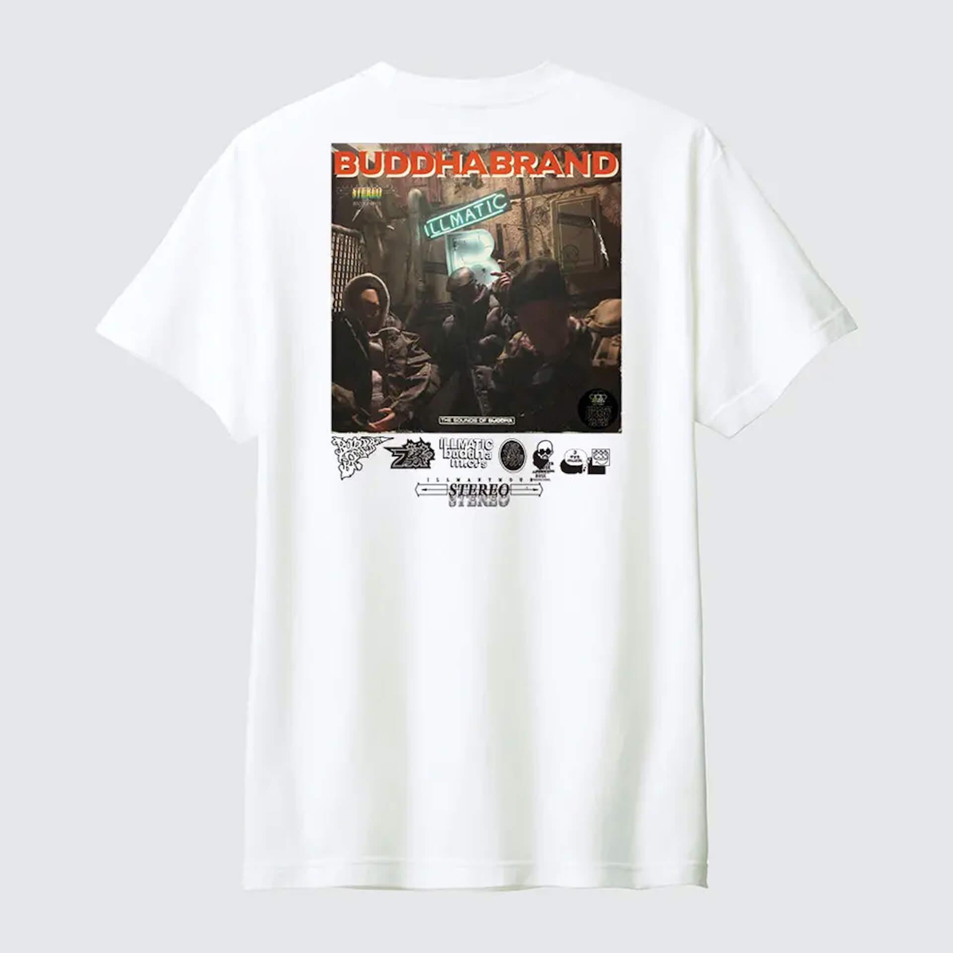 Buddha Brandが『これがブッダブランド!』のTシャツとアルバムをデジタルダウンロードできるセットをリリース決定! music210825_buddha_brand_1