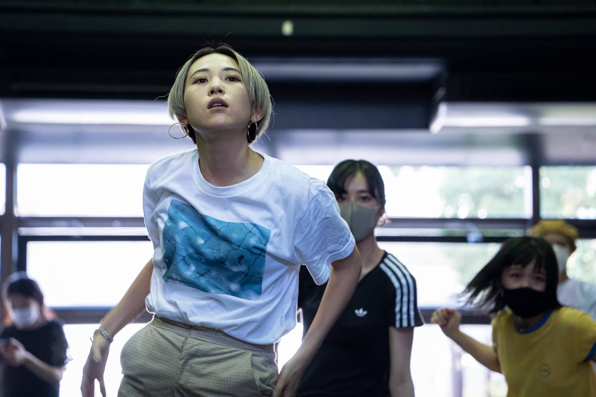 「音楽」と「踊り」──共演し続ける両者のマインド|対談:TENDRE × yurinasia interview210727_yurinasia-tendre-01