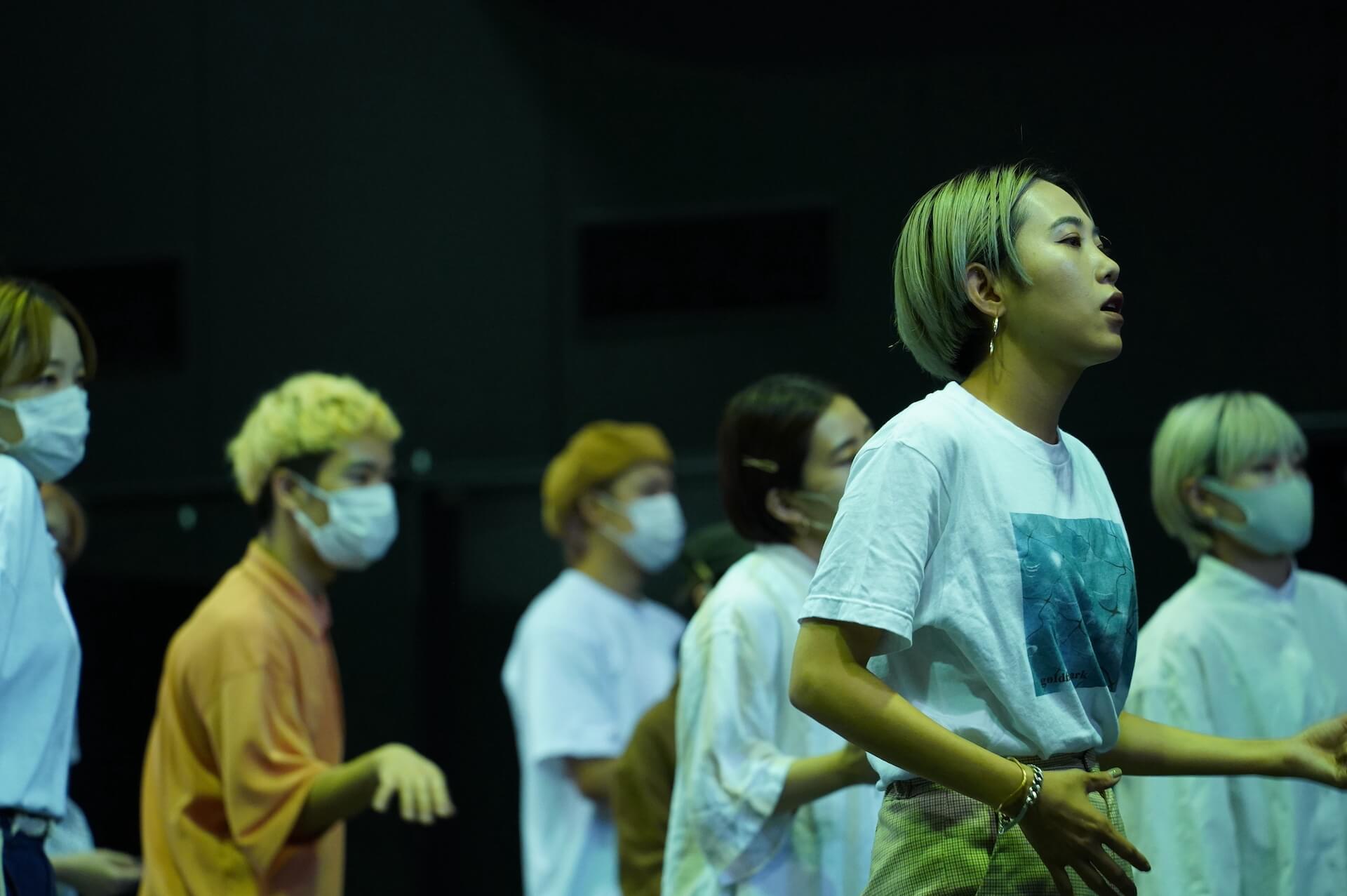 「音楽」と「踊り」──共演し続ける両者のマインド|対談:TENDRE × yurinasia interview210727_yurinasia-tendre-02