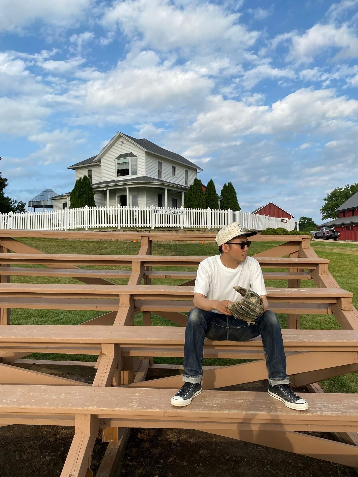 ピース綾部祐二の聖地巡礼を追いかける!90年代あの名作映画のロケ地をめぐる旅 interview-yujiayabe-5