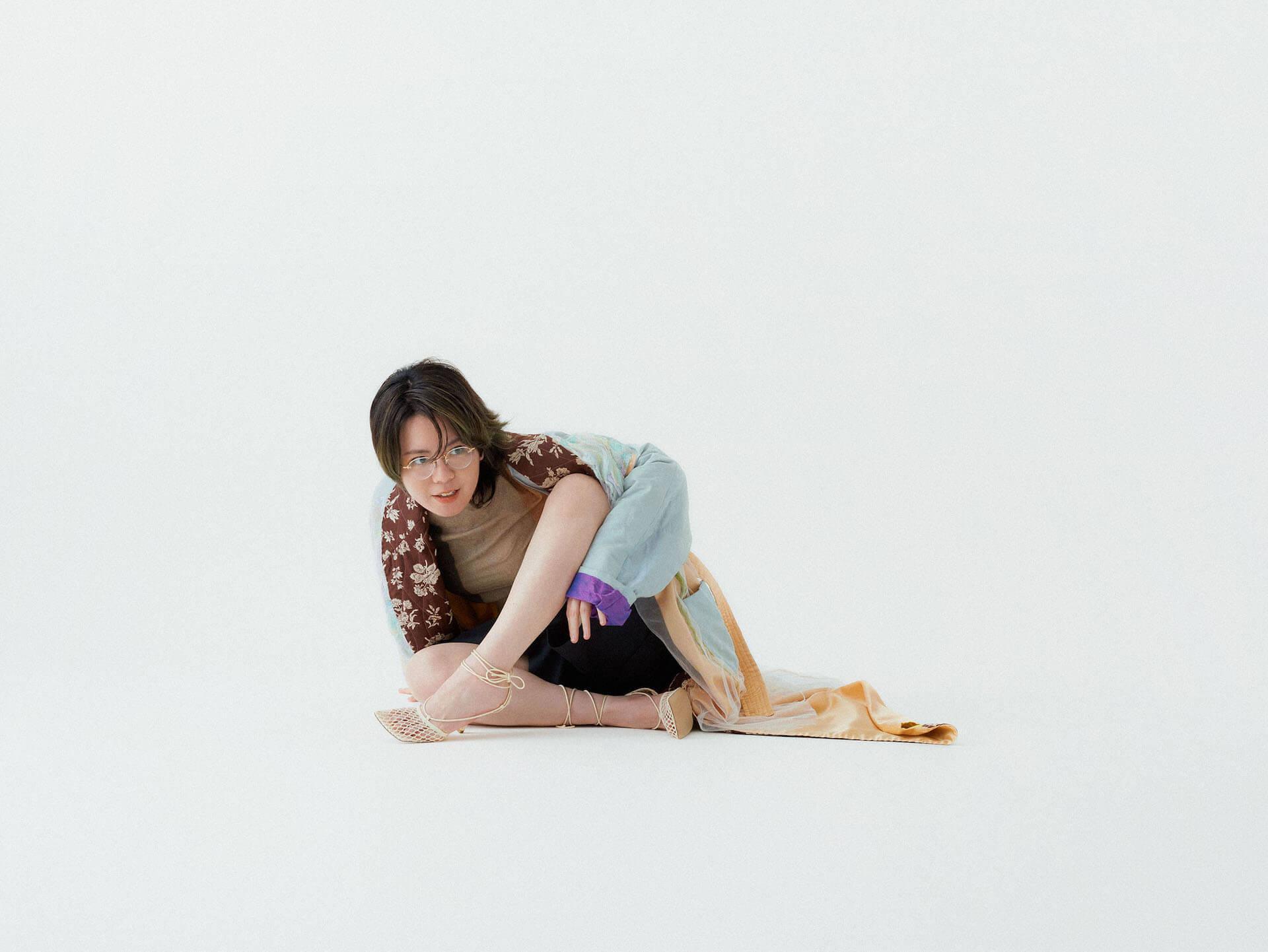 """『竜とそばかすの姫』主演でも話題の中村佳穂が初の全国ツアーから""""そのいのち""""のライブ映像を公開! music210830_nakamurakaho_1"""