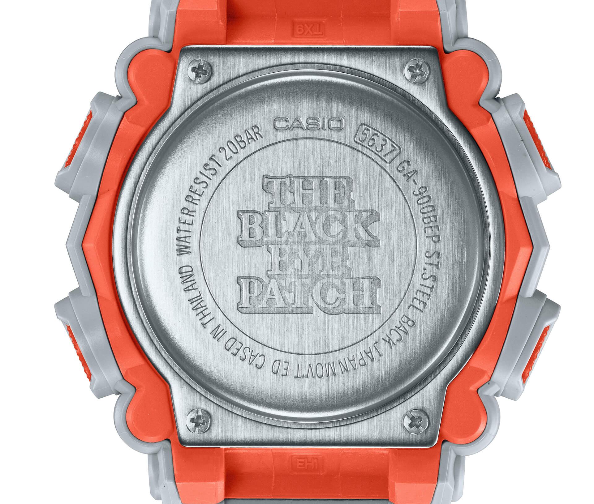 G-SHOCKとBlackEyePatchの新たなコラボモデル「GA-900BEP-8AJR」が発売決定!バンド交換可能なスタイリッシュなモデル tech210830_gshock_blackeyepatch_3