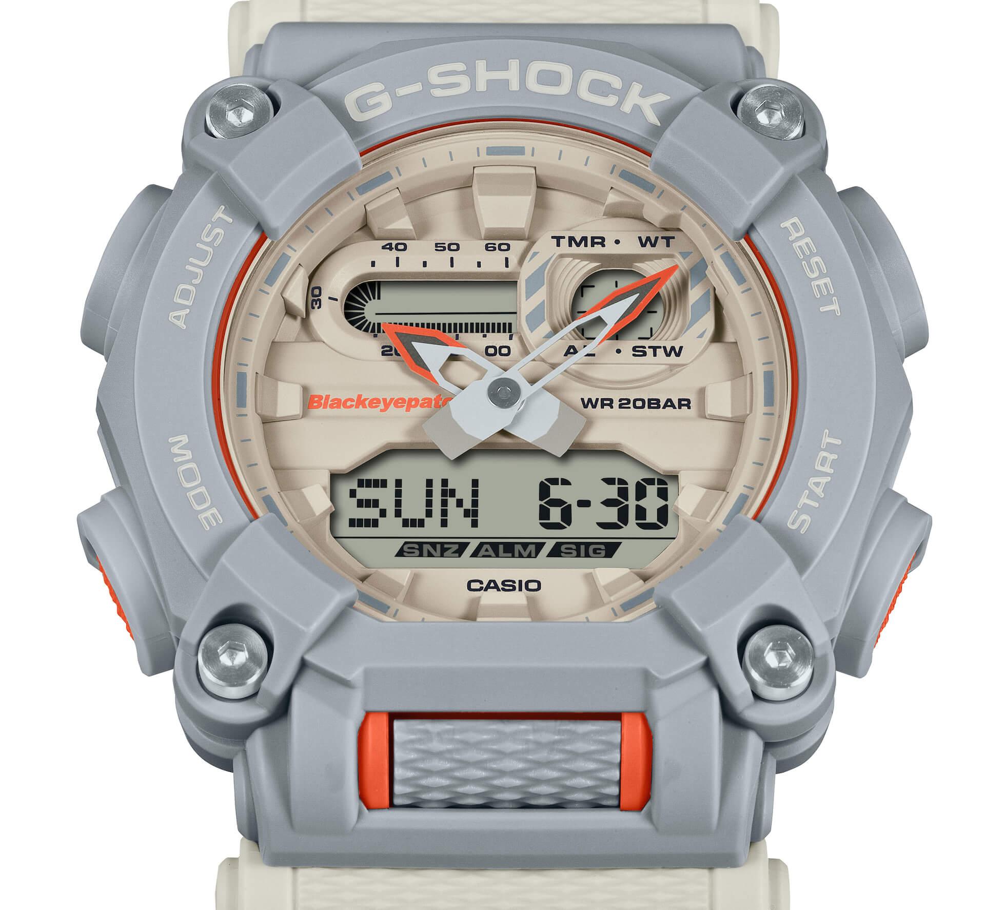 G-SHOCKとBlackEyePatchの新たなコラボモデル「GA-900BEP-8AJR」が発売決定!バンド交換可能なスタイリッシュなモデル tech210830_gshock_blackeyepatch_4