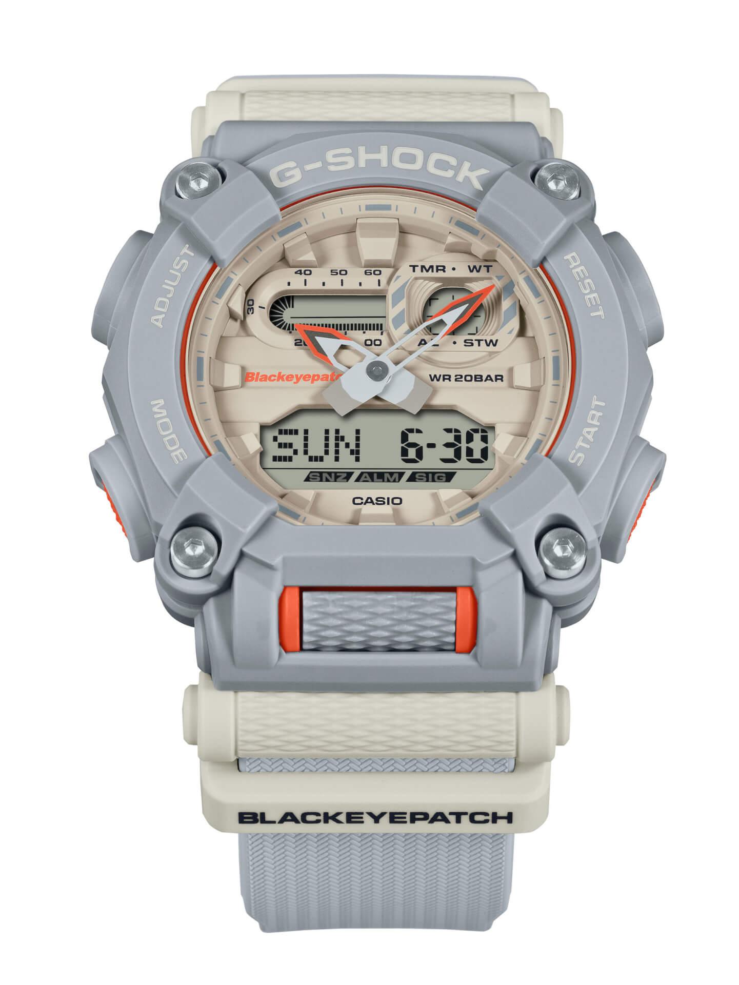 G-SHOCKとBlackEyePatchの新たなコラボモデル「GA-900BEP-8AJR」が発売決定!バンド交換可能なスタイリッシュなモデル tech210830_gshock_blackeyepatch_6