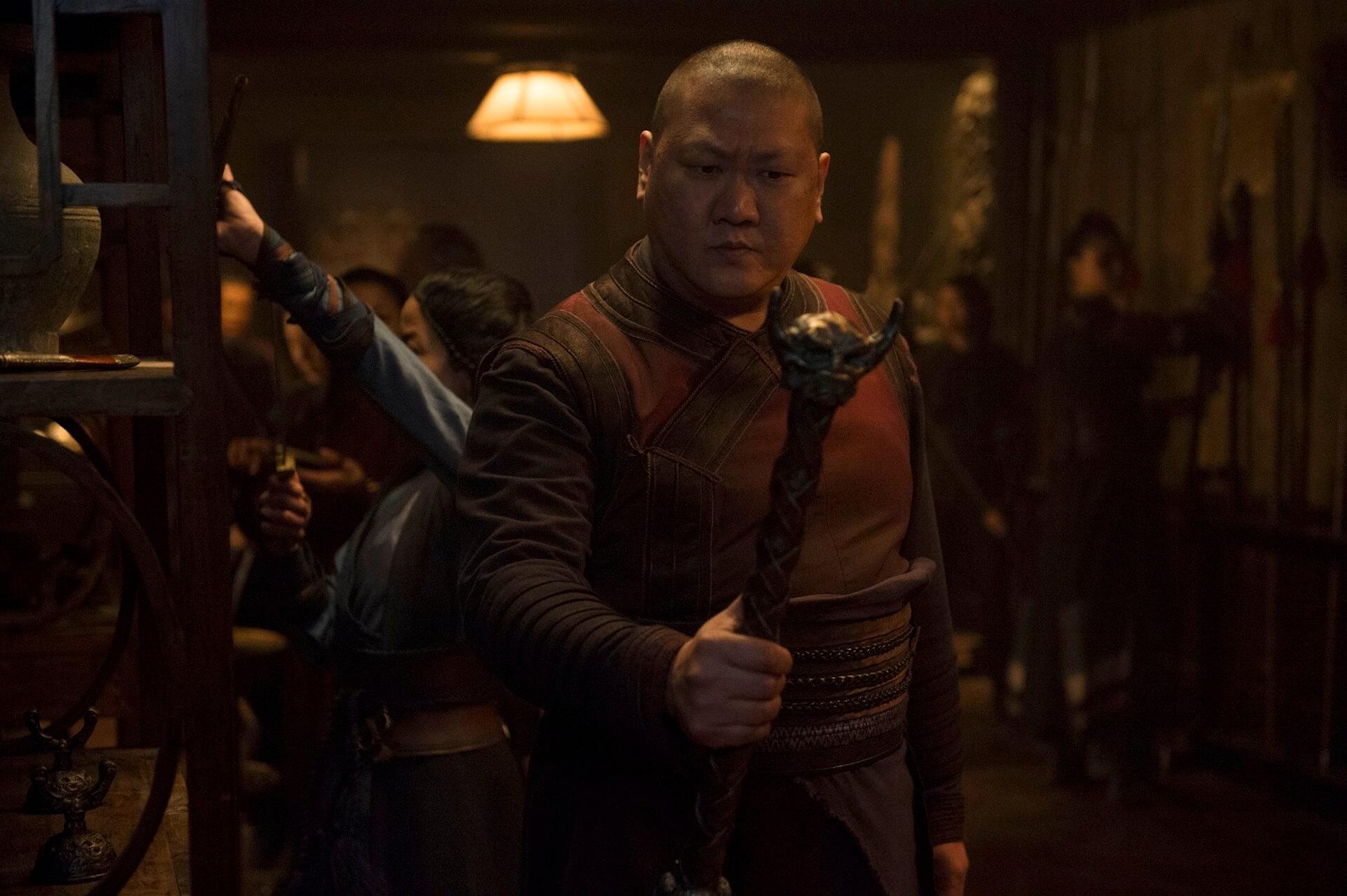 『ドクター・ストレンジ』にも登場するウォンが『シャン・チー/テン・リングスの伝説』で活躍する!?予告編にも登場 film210902_shang_chi_4