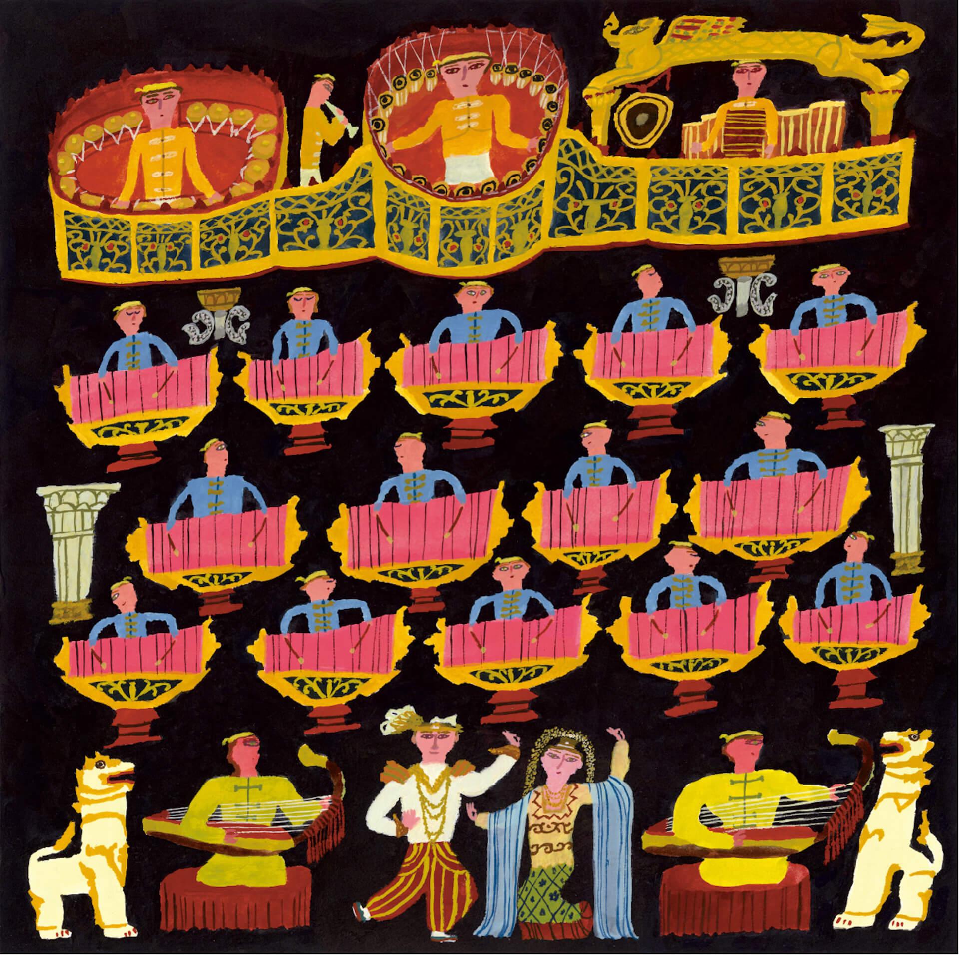 ミャンマーの文化とともに —— コムアイ、オオルタイチ、井口寛が語る音を通じた繋がり interview210917_staywithmyanmar_5