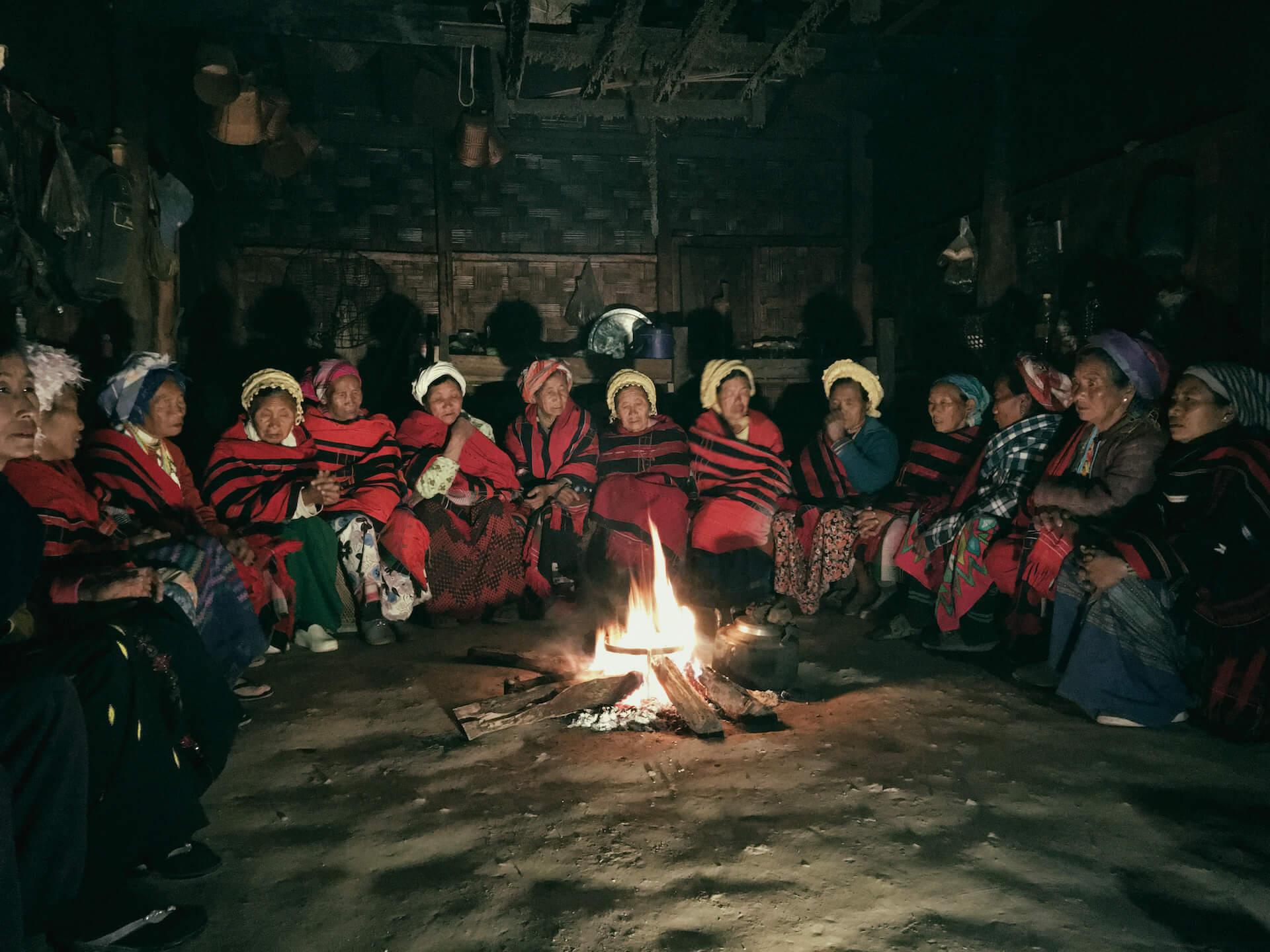 ミャンマーの文化とともに —— コムアイ、オオルタイチ、井口寛が語る音を通じた繋がり interview210917_staywithmyanmar_8