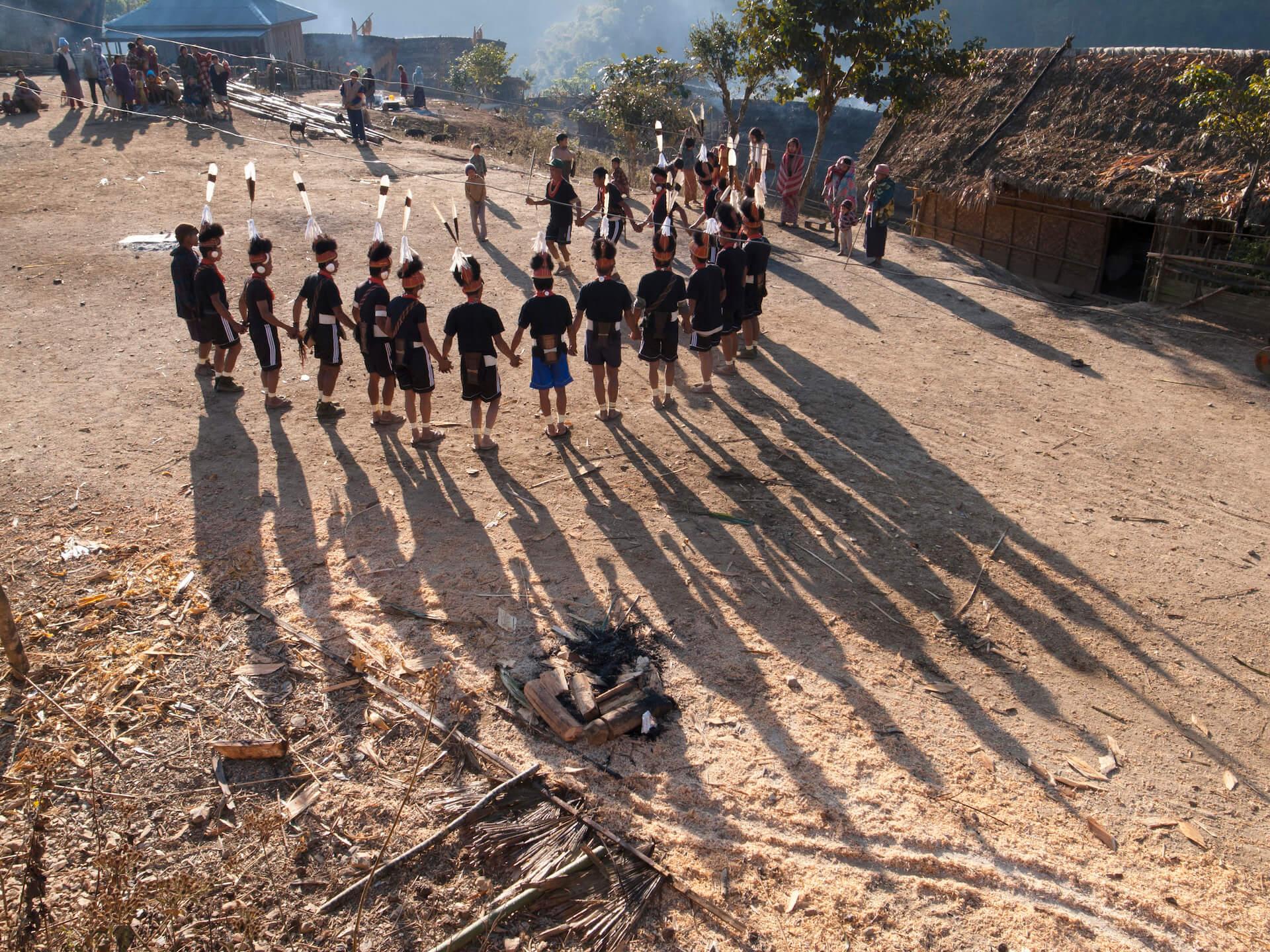ミャンマーの文化とともに —— コムアイ、オオルタイチ、井口寛が語る音を通じた繋がり interview210917_staywithmyanmar_11