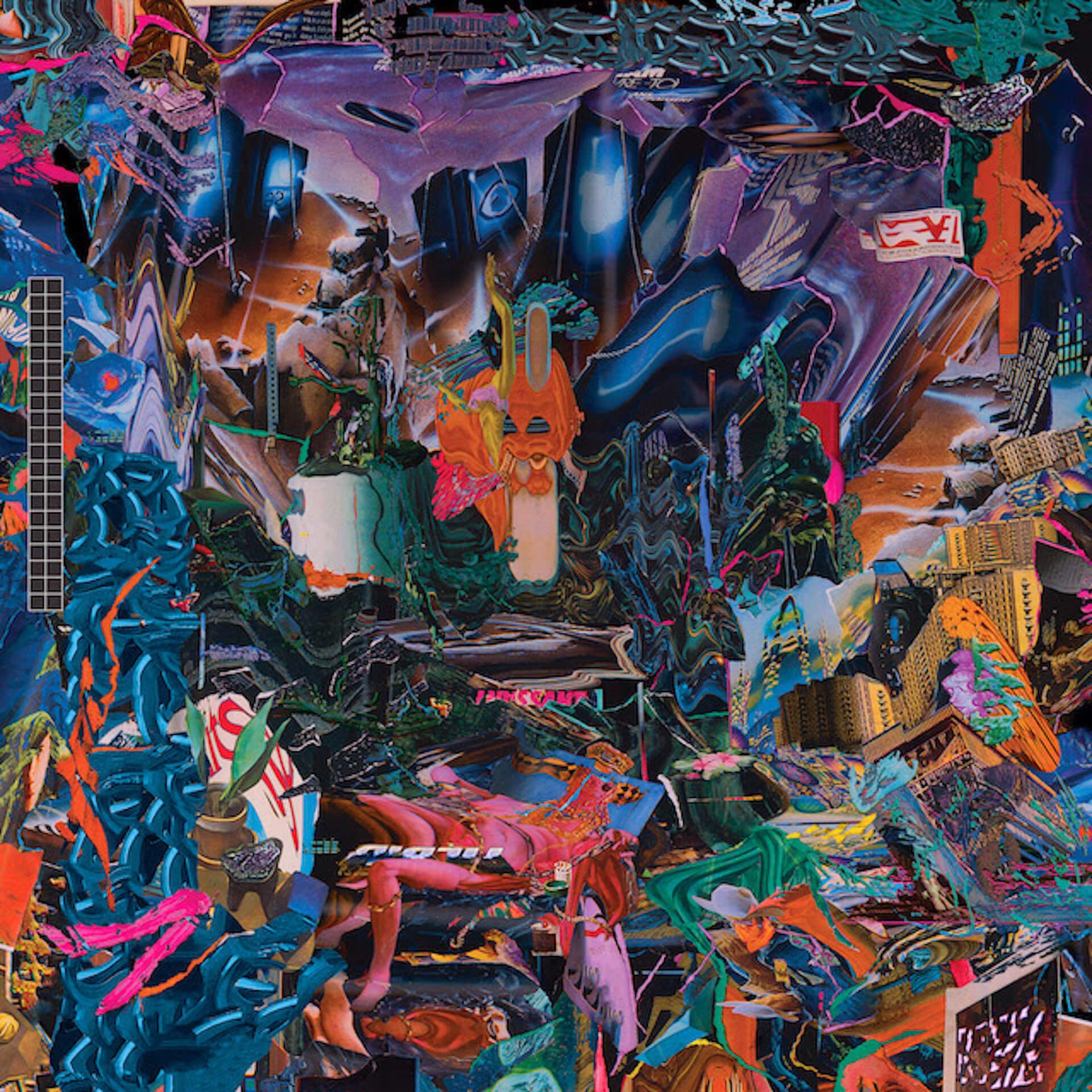 "black midiが2ndアルバム『Cavalcade』からボーナス・トラック""Cruising""を配信開始! music210805_black-midi-02"