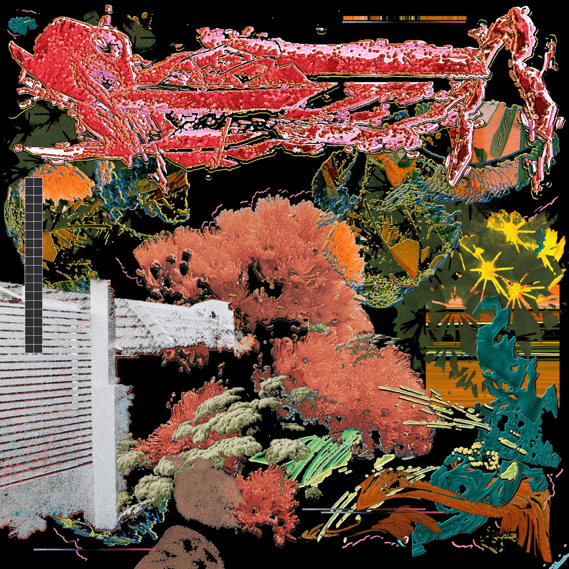 "black midiが2ndアルバム『Cavalcade』からボーナス・トラック""Cruising""を配信開始! music210805_black-midi-03"