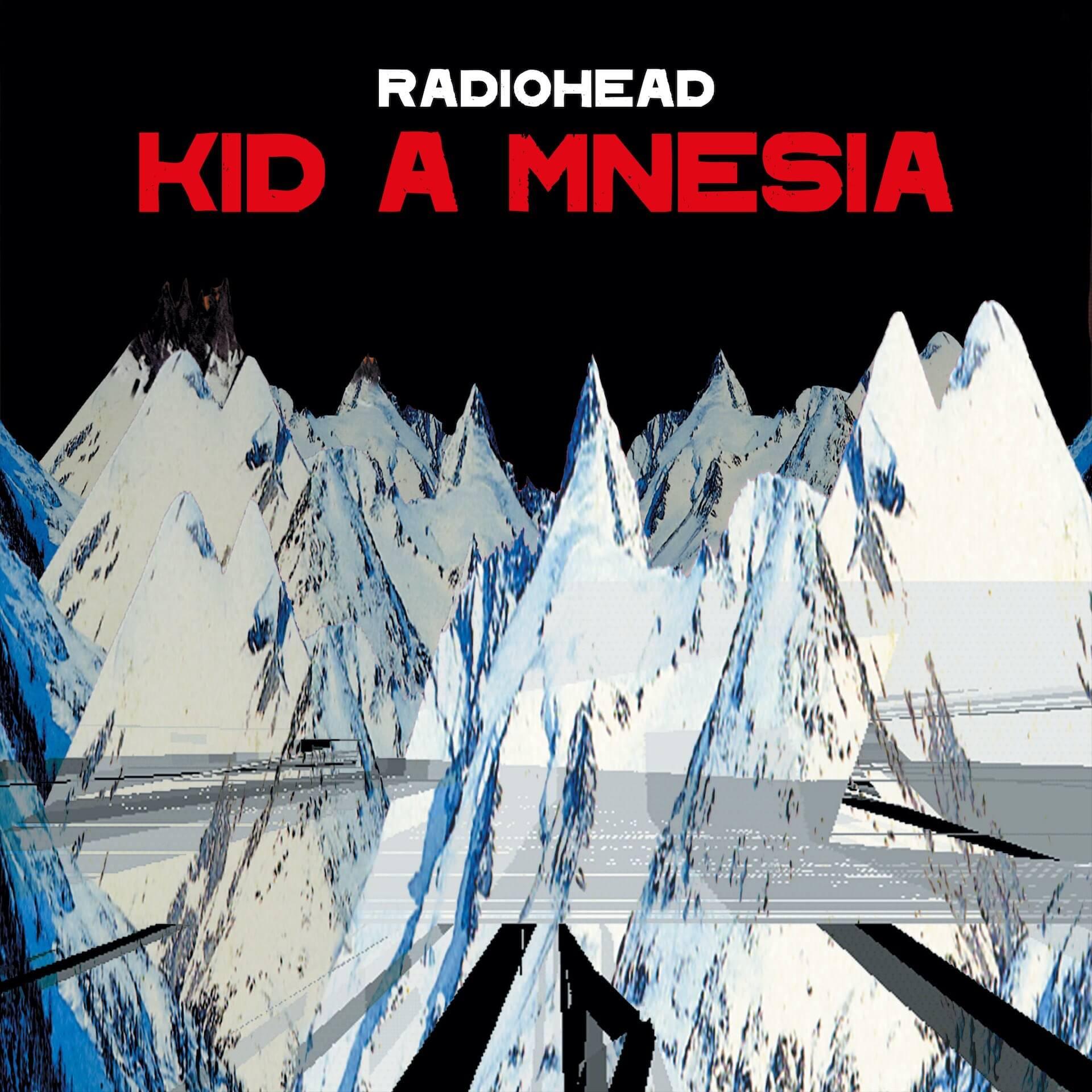"Radioheadの再発盤『Kid A Mnesia』より""If You Say the Word""のミュージックビデオが解禁! music210908_radiohead_1"