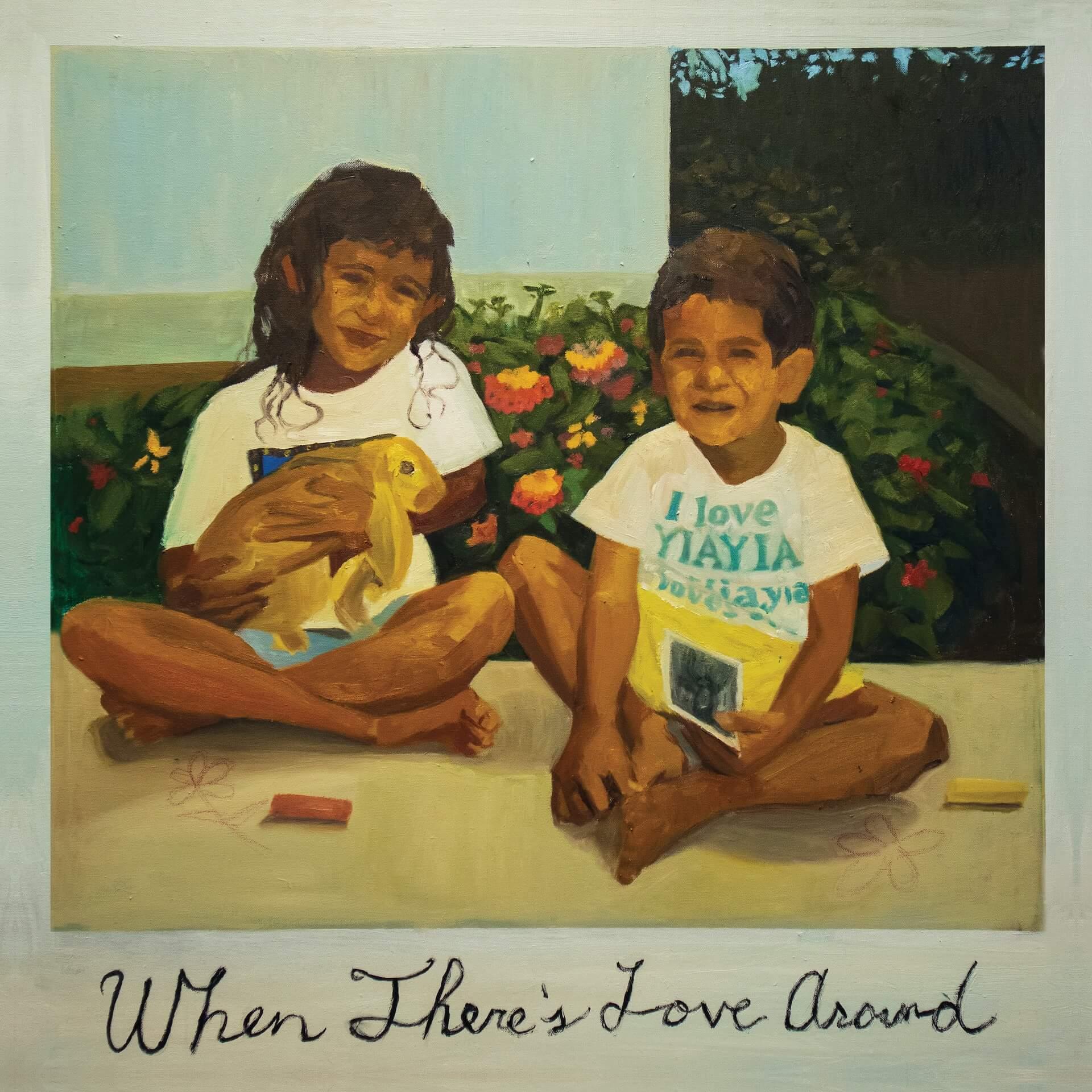 Kieferが最新作『When There's Love Around』で紡ぐ、愛に溢れる生音とLAジャズシーンの連帯感 interview210909_kiefer_5