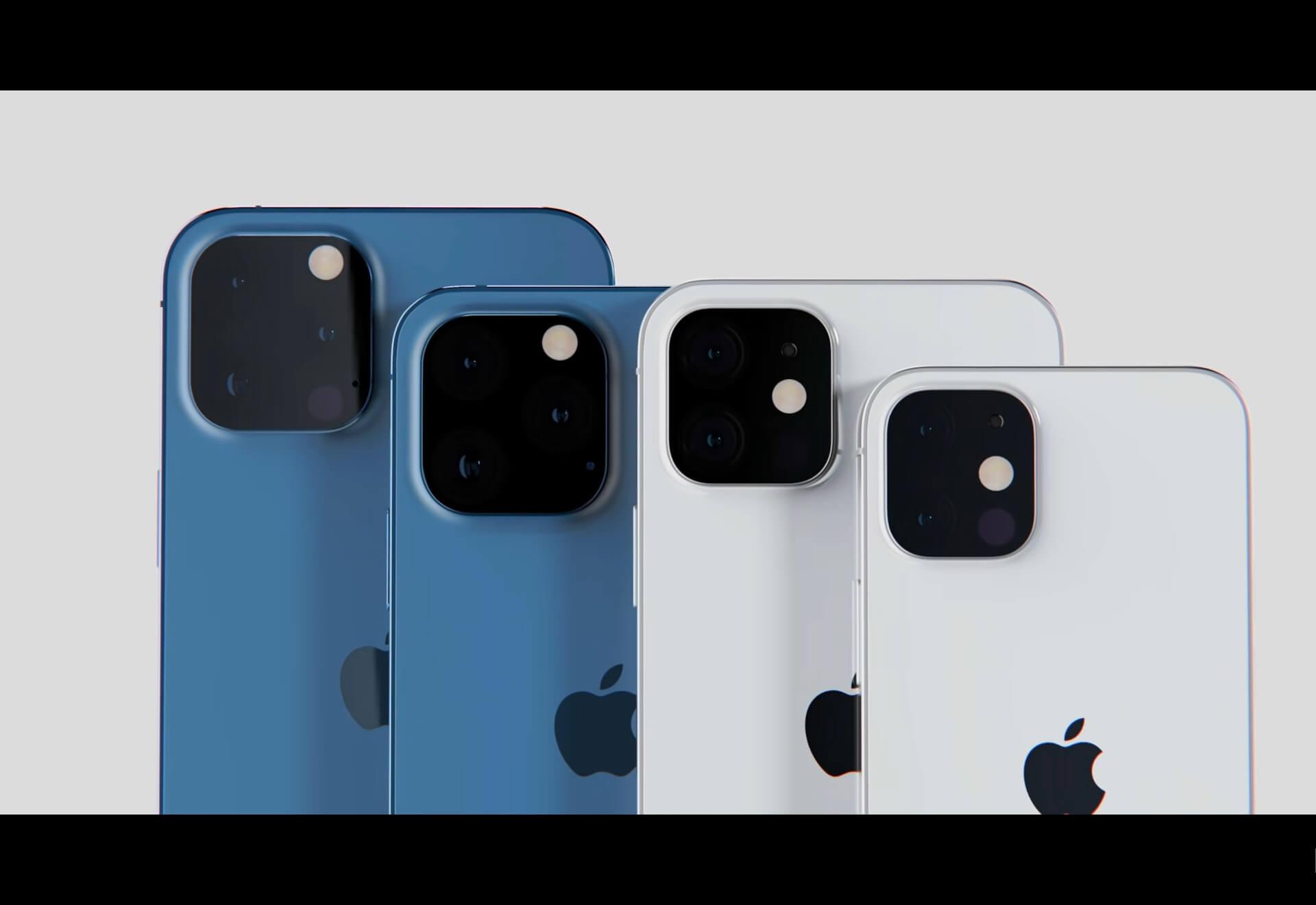 iPhone 13シリーズの主なアップデートはカメラ機能とノッチ部分?LTPOディスプレイも採用か tech210913_iphone13_main