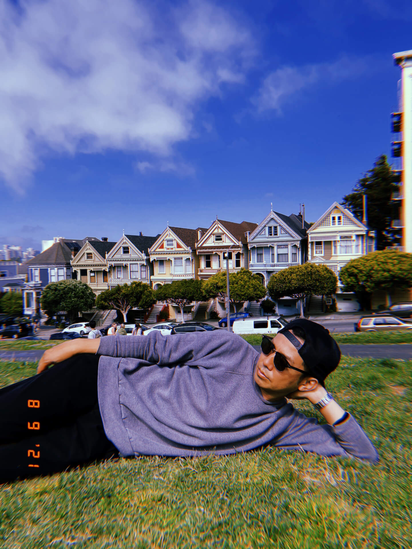 ピース綾部祐二のサンフランシスコ〜LAバイク旅を追う interview2109-yuji-ayabe-LA-4