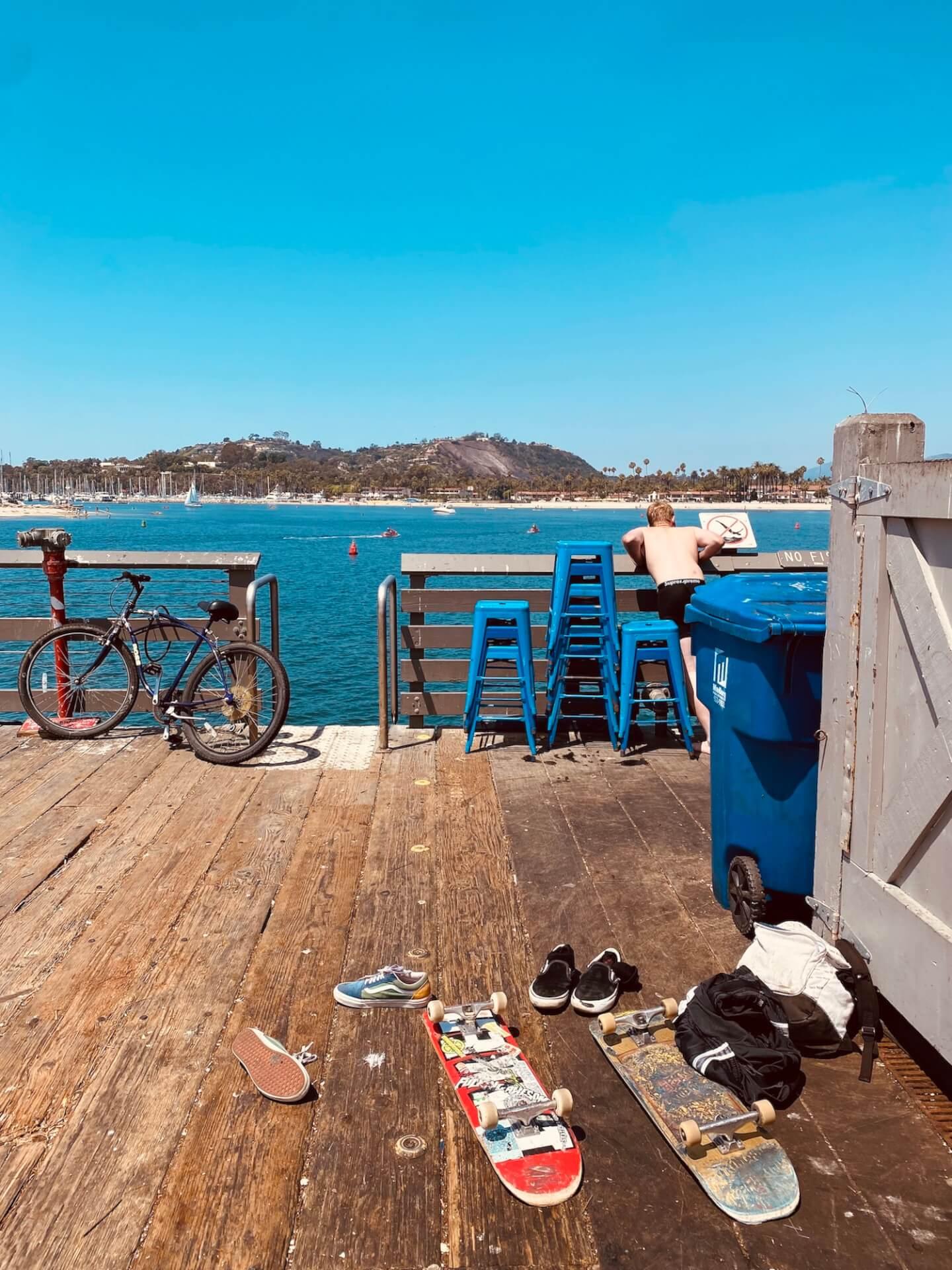 ピース綾部祐二のサンフランシスコ〜LAバイク旅を追う interview2109-yuji-ayabe-LA-24