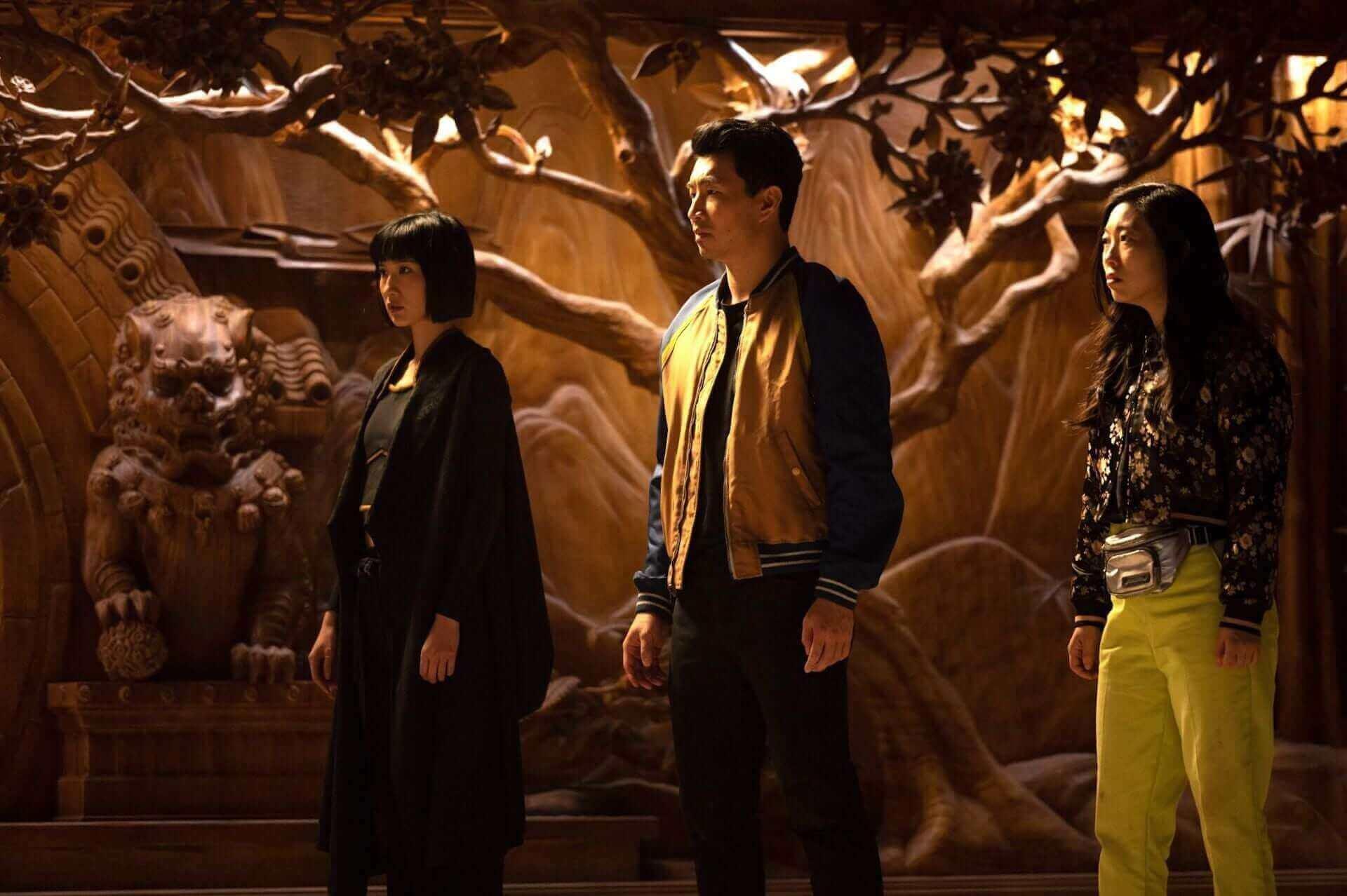 マーベル・スタジオの新ヒーローに世界中が大注目!『シャン・チー/テン・リングスの伝説』が2週連続全世界興収No.1を記録 film210913_shang_chi_3