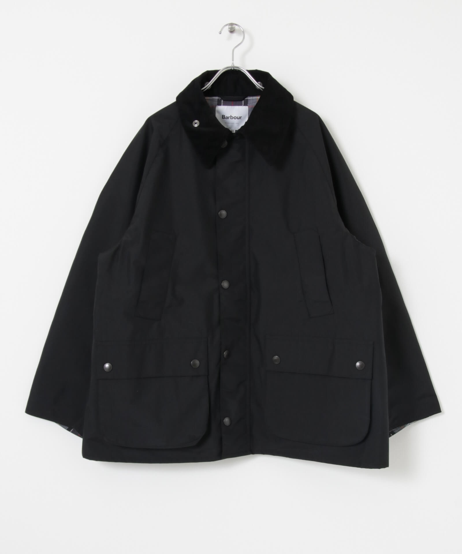 BarbourとworkahoLCのコラボアイテムが発売決定!OVER SIZE BEDALEモデルのジャケットが登場 life210913_urbs_barbour_2
