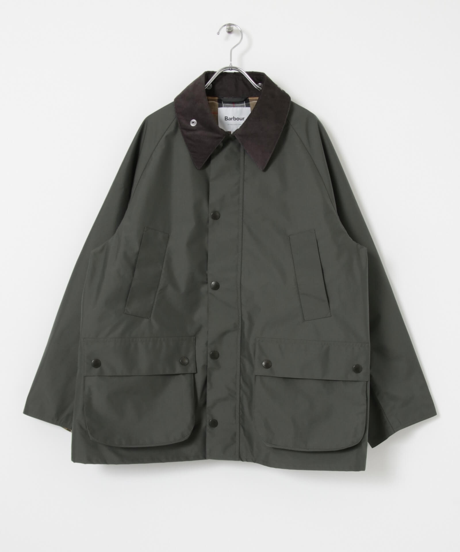 BarbourとworkahoLCのコラボアイテムが発売決定!OVER SIZE BEDALEモデルのジャケットが登場 life210913_urbs_barbour_5